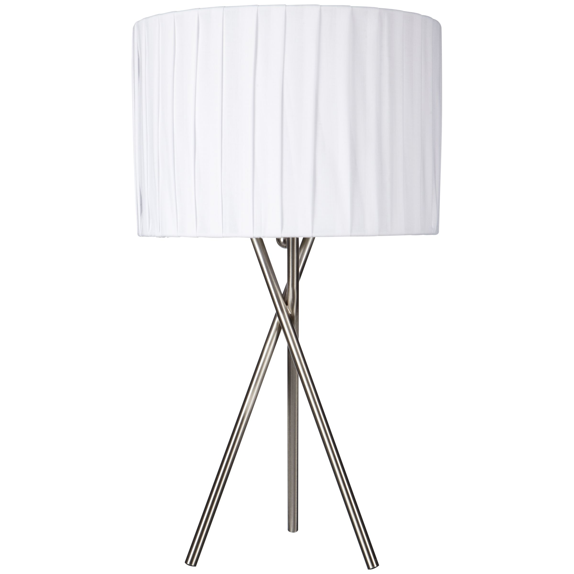 John lewis malia table lamp white review compare for Table lamp shades john lewis