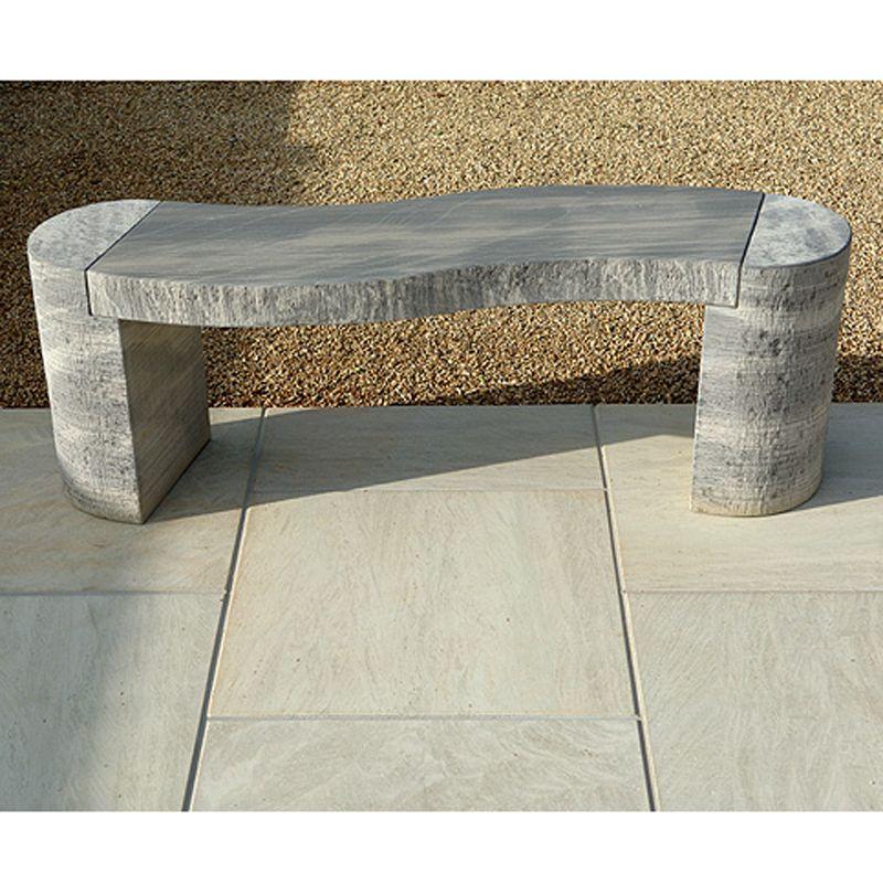 Foras Jasper 130 Outdoor Bench