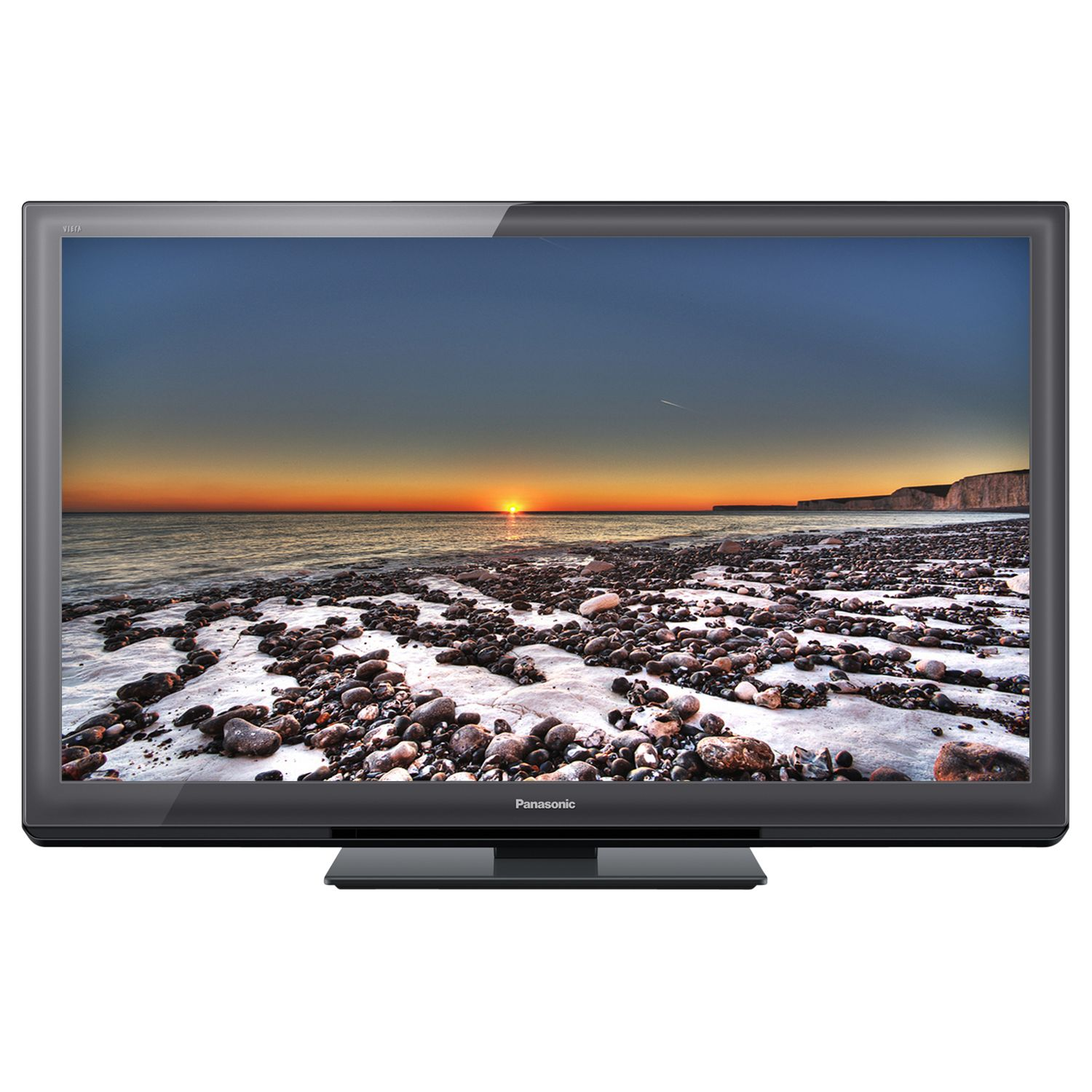 Panasonic Viera TX P46ST30 Plasma HD 1080p 3D TV 46 Inch with Built in Freeview HD