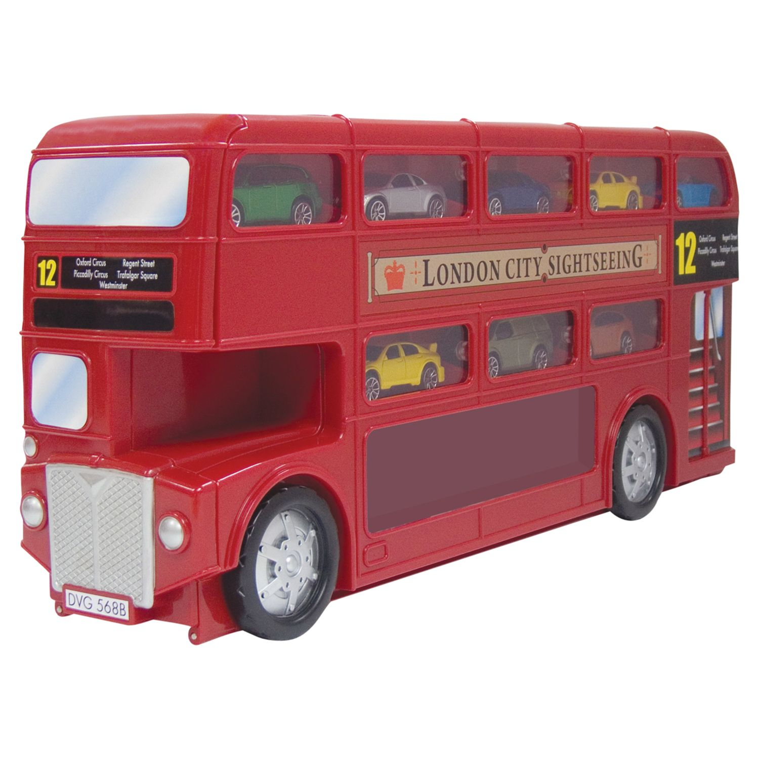 London Bus Carry Case