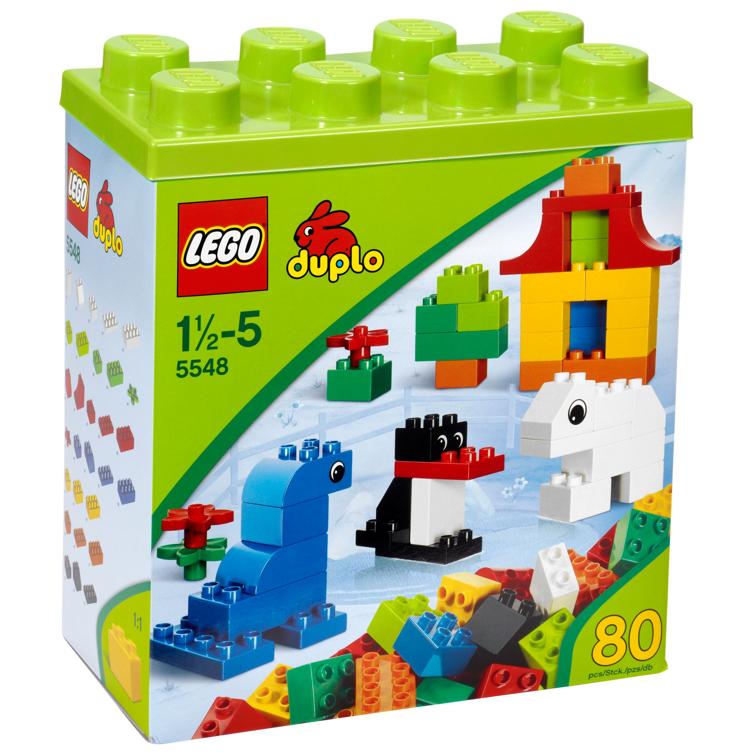 Lego Duplo Building Fun set