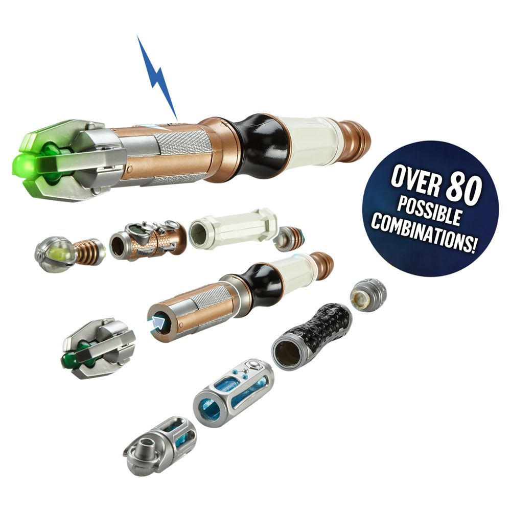 Doctor Who Build Your Own Sonic Screwdriver