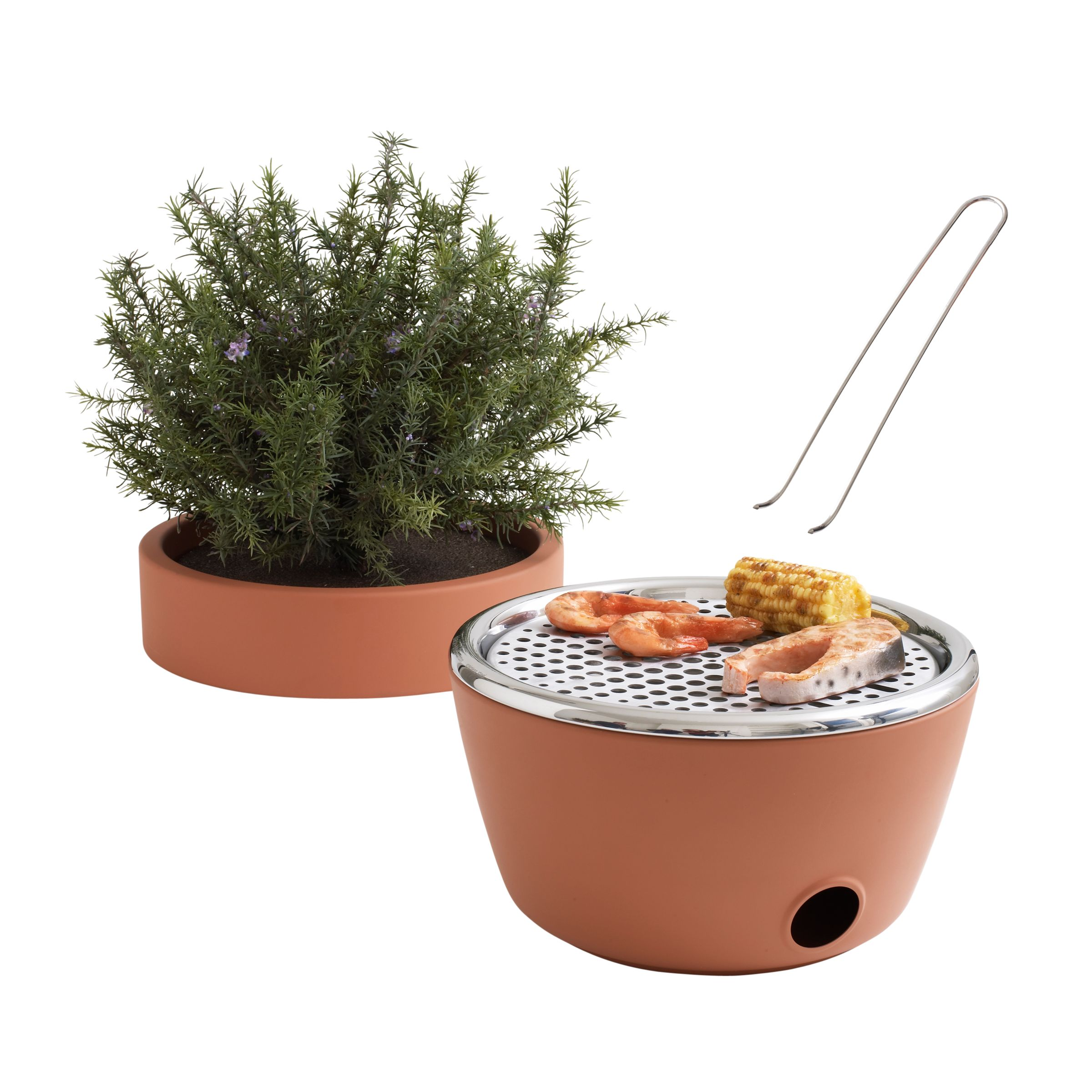 Black + Blum Barbecue and Herb Hot Pot