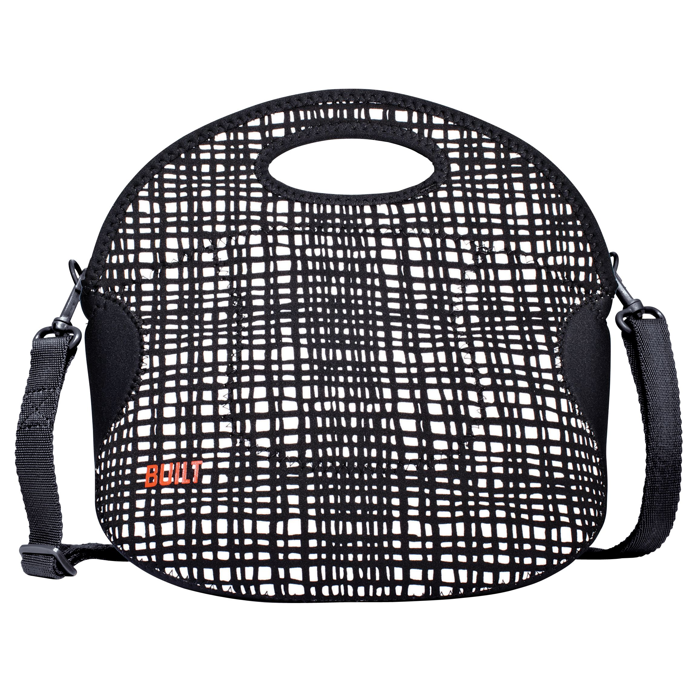 Built NY Spicy Relish Lunch Tote, City Grid
