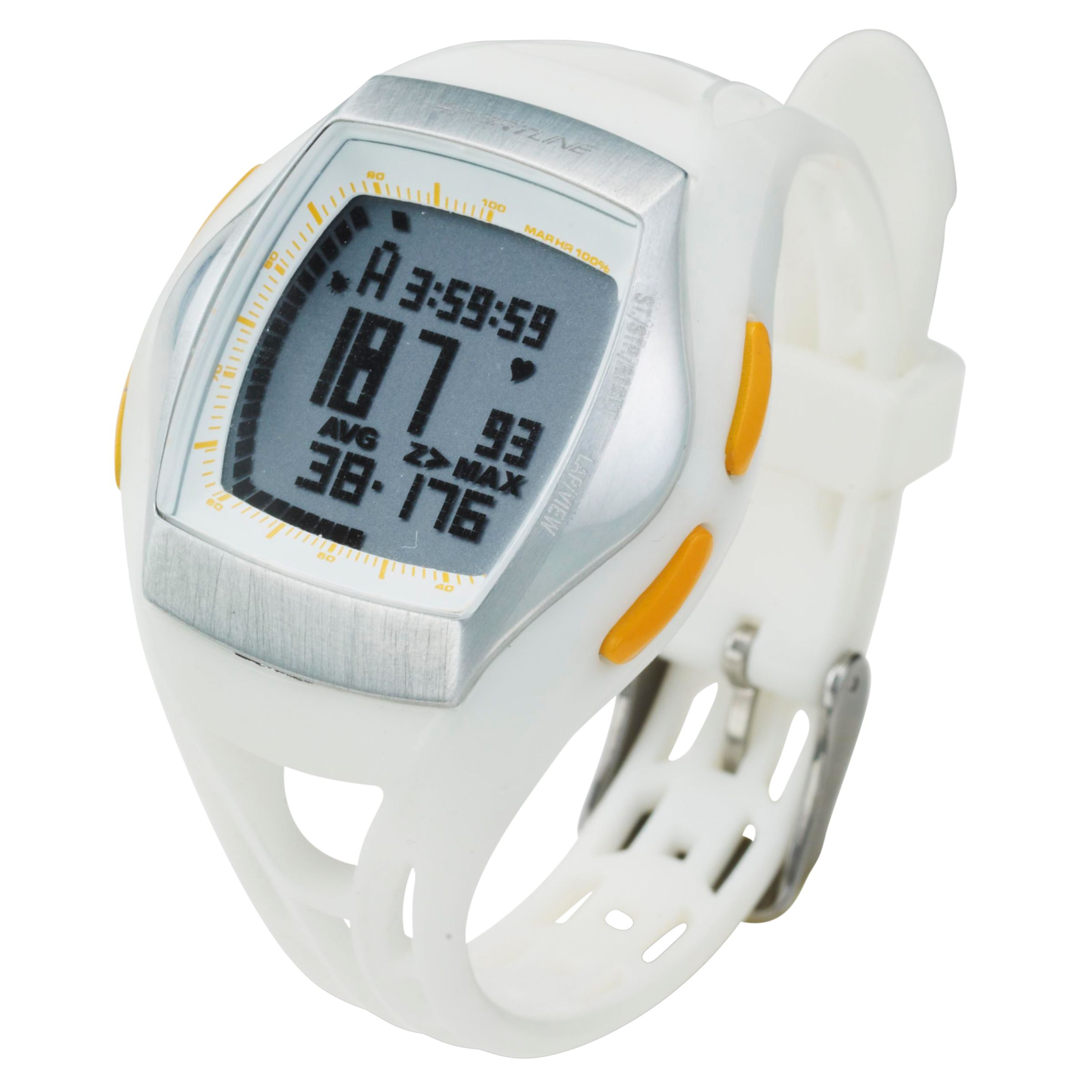 Sportline 1060 Duo Heart Rate Watch