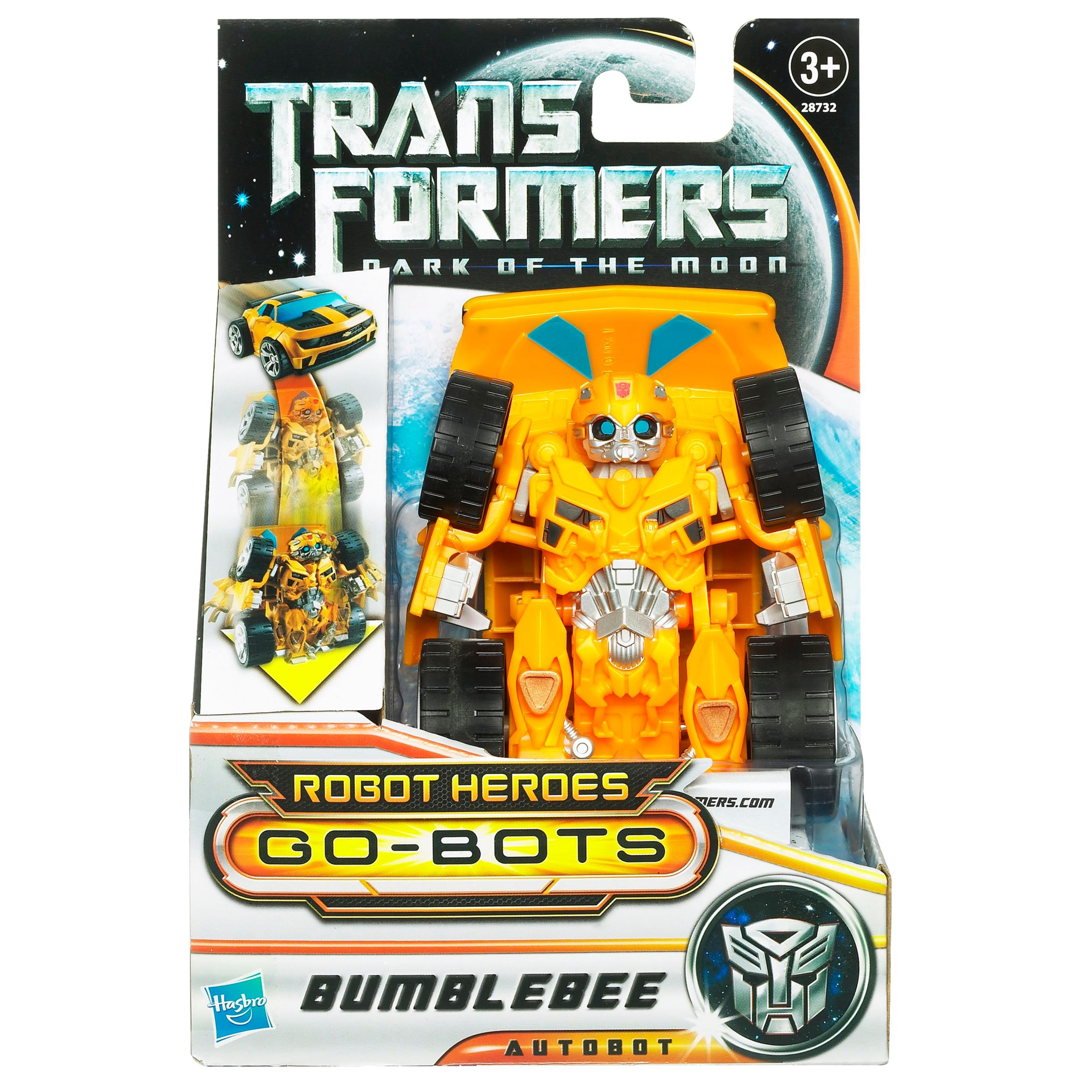 Transformers 3 Go-Bots, Assorted