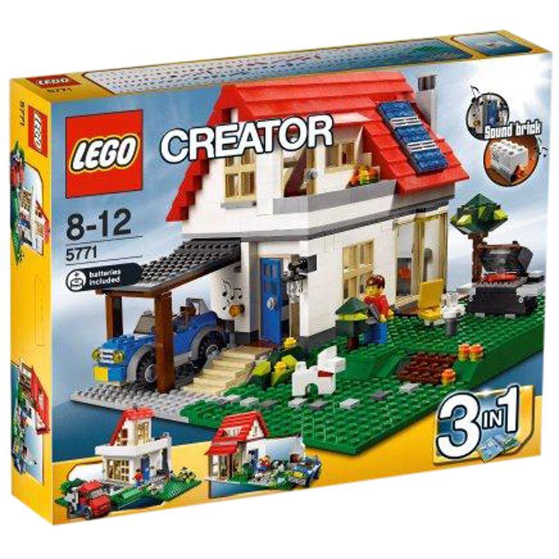 Lego Creator Hillside House