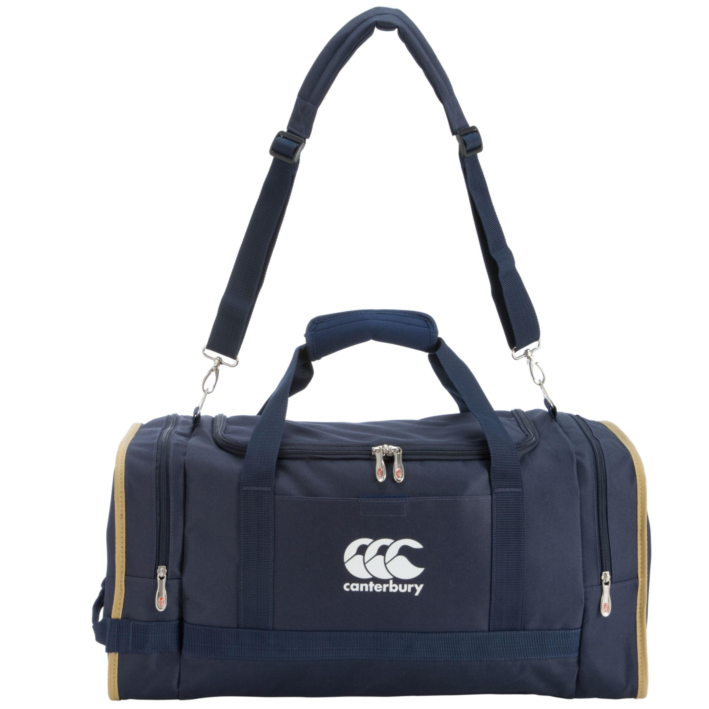 Canterbury of New Zealand Scotland Medium Sports Bag, Navy