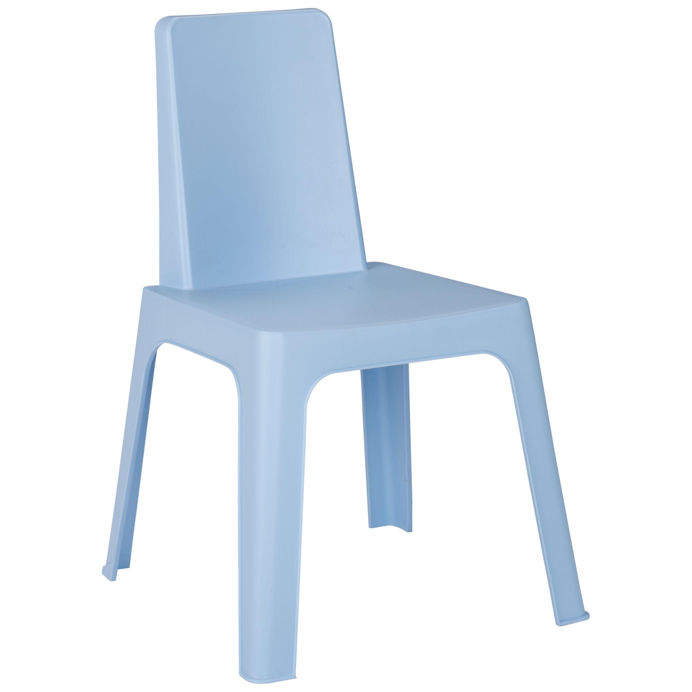 Resol Julietta Children's Chair, Blue