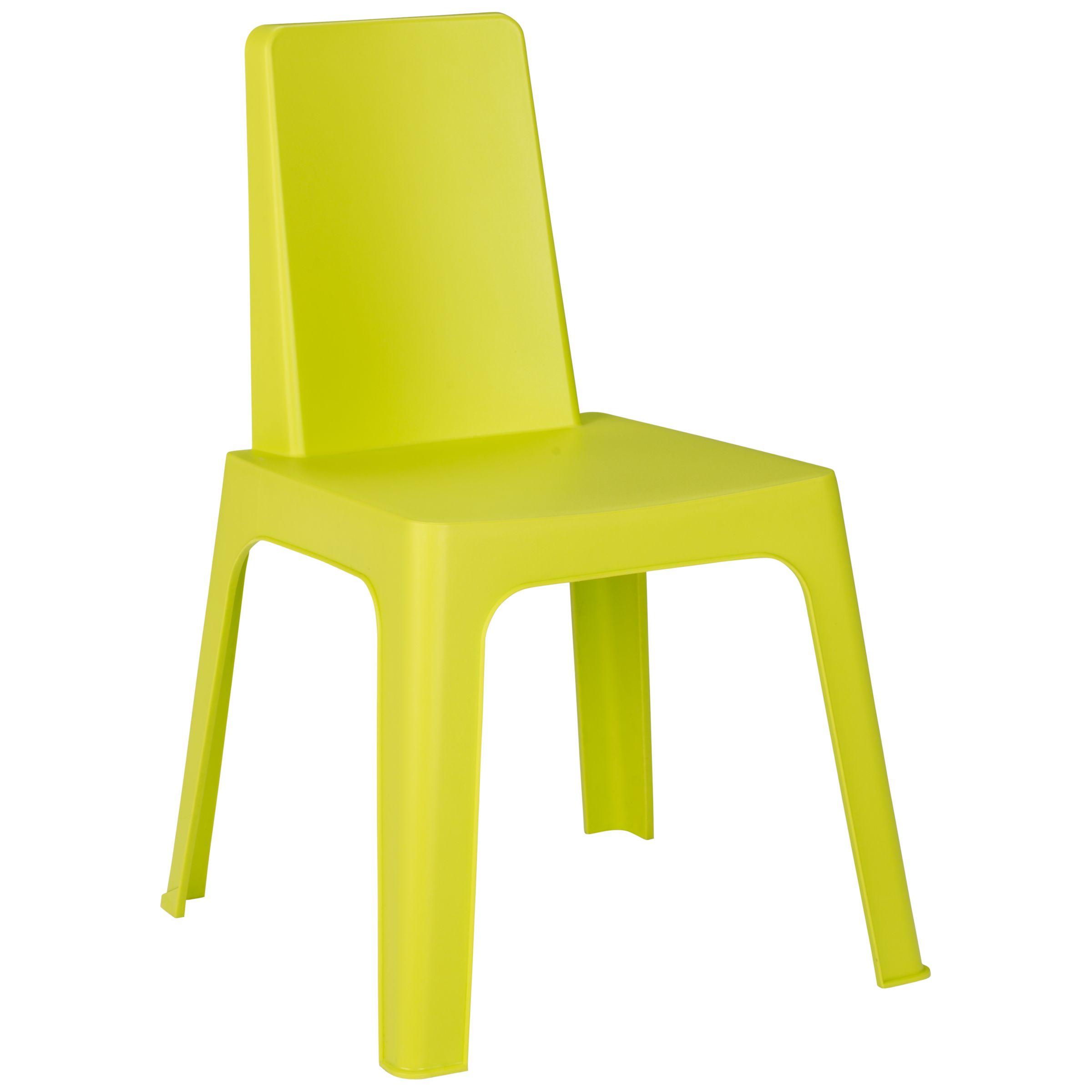 Resol Julietta Children's Chair, Green