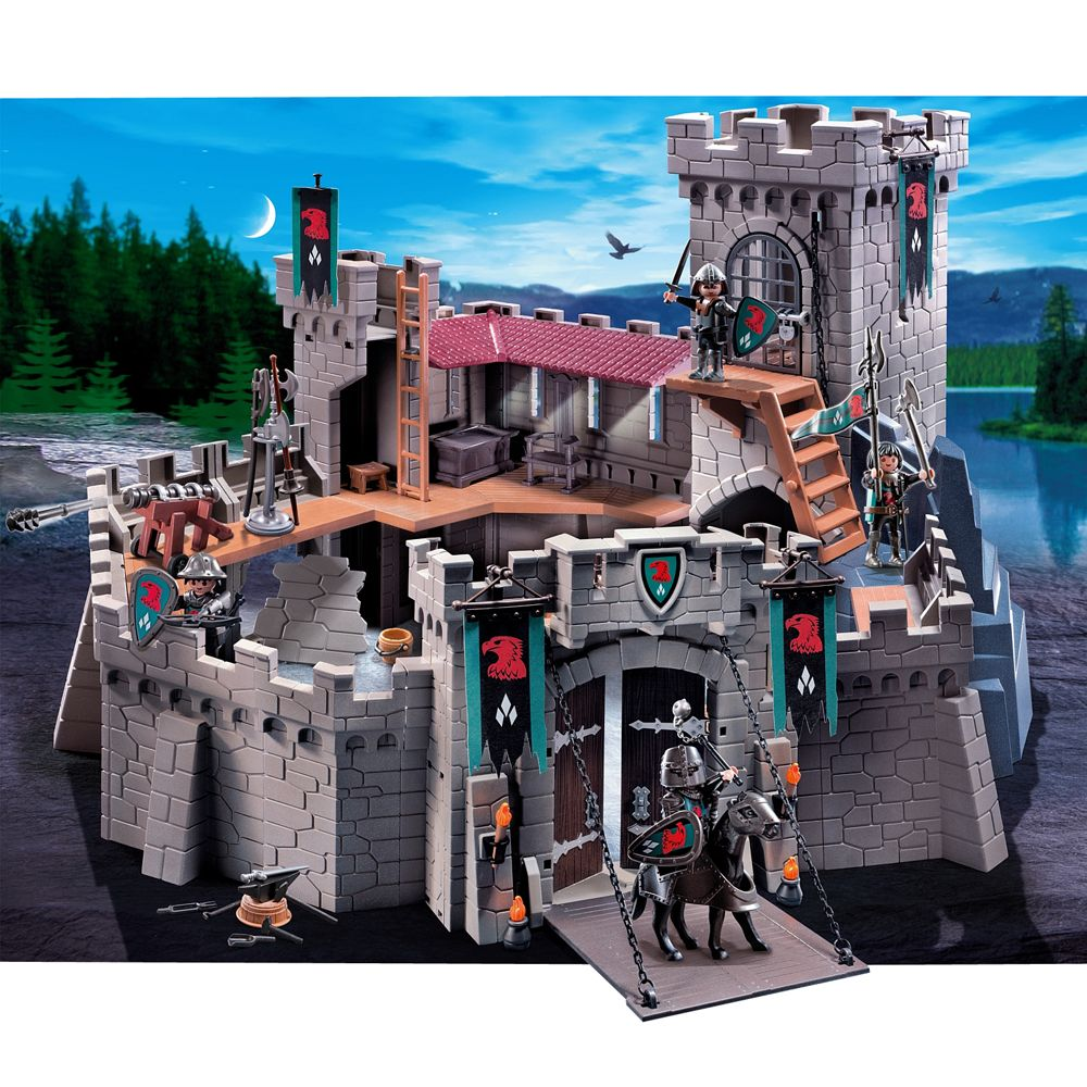 Playmobil Knights: Falcon Knight's Castle