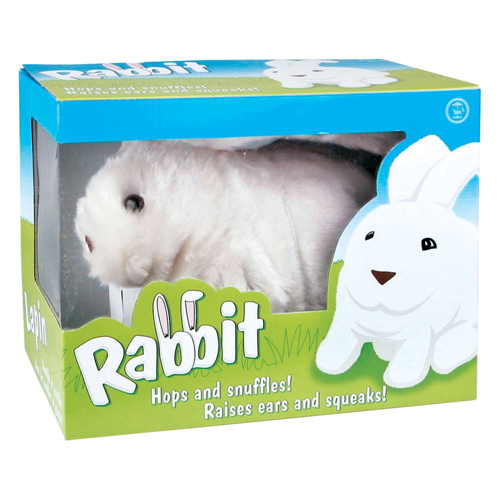 Battery-Powered Rabbit