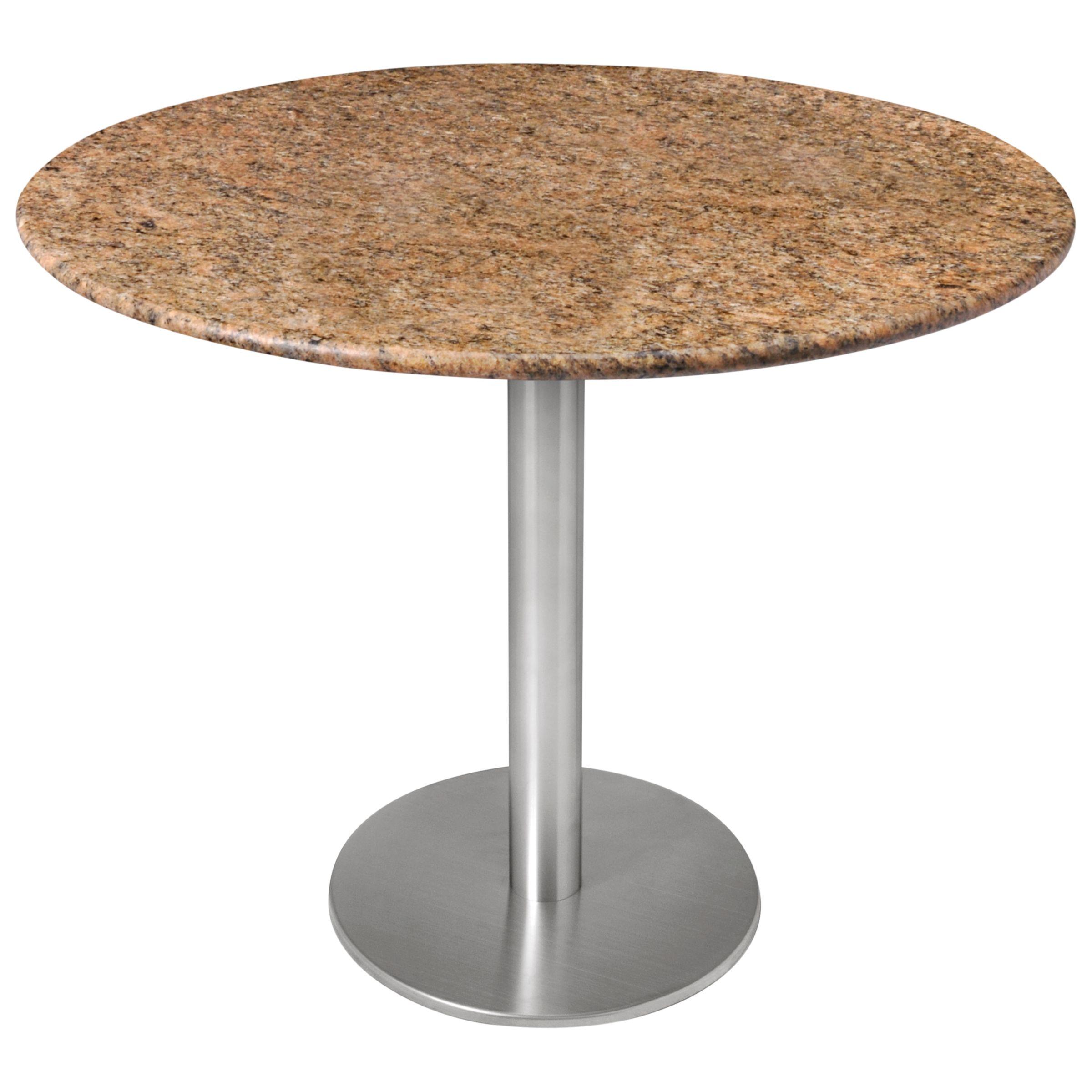 HND Ingrid Granite Dining Table Giallo Venezia : 231289552 from www.modernfurnishingsstore.com size 1600 x 1600 jpeg 247kB