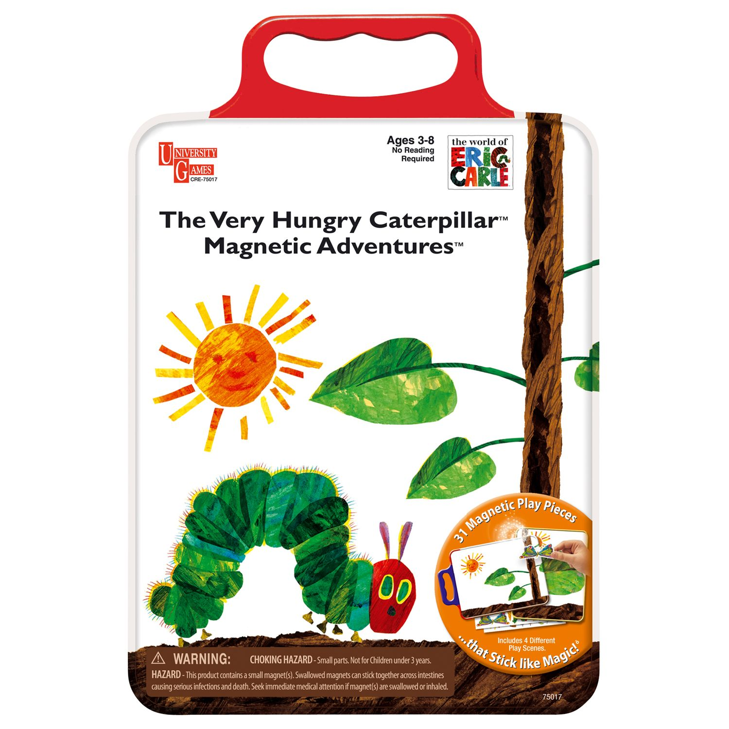 The Very Hungry Caterpillar Magnetic Adventures
