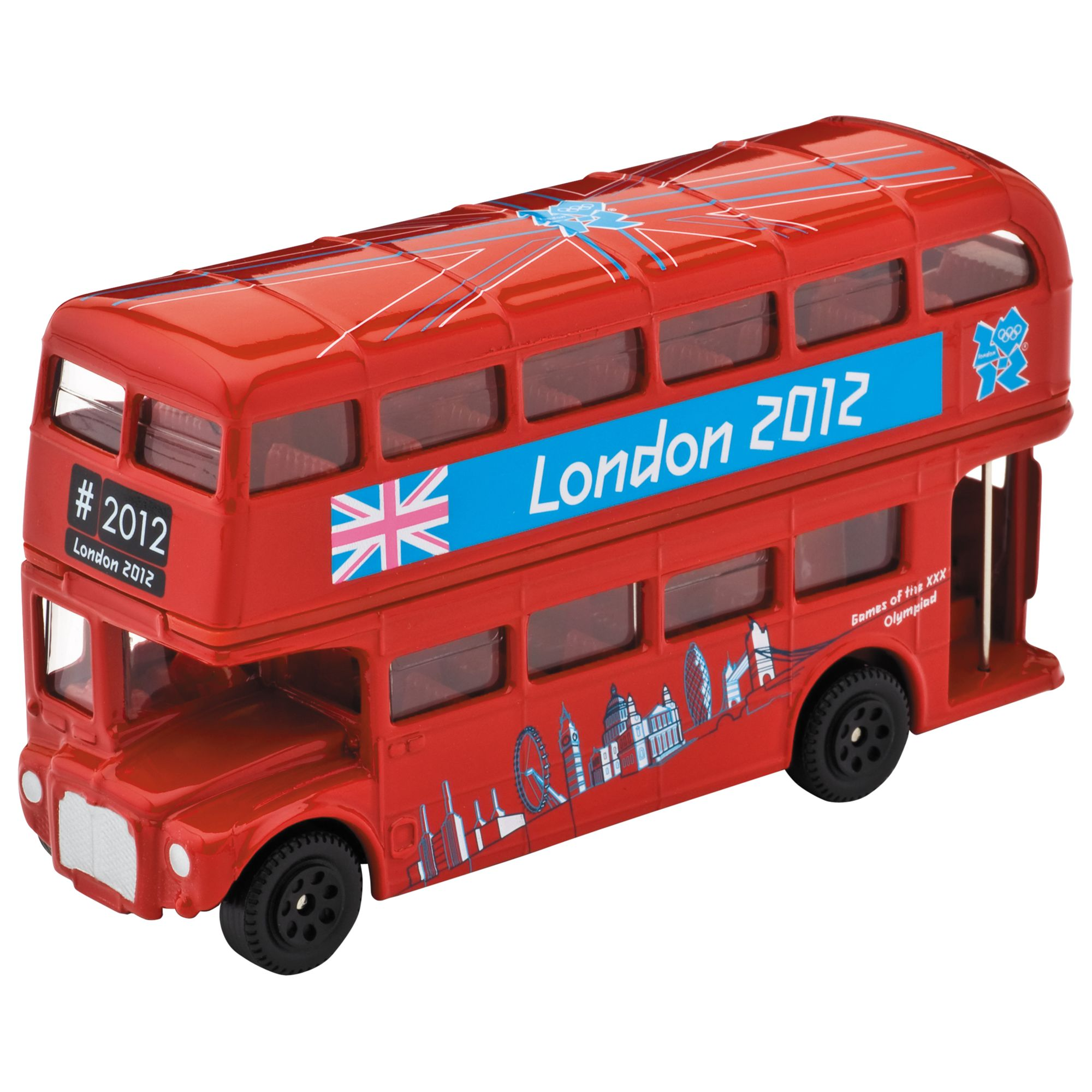 London 2012 Olympic Routemaster Bus