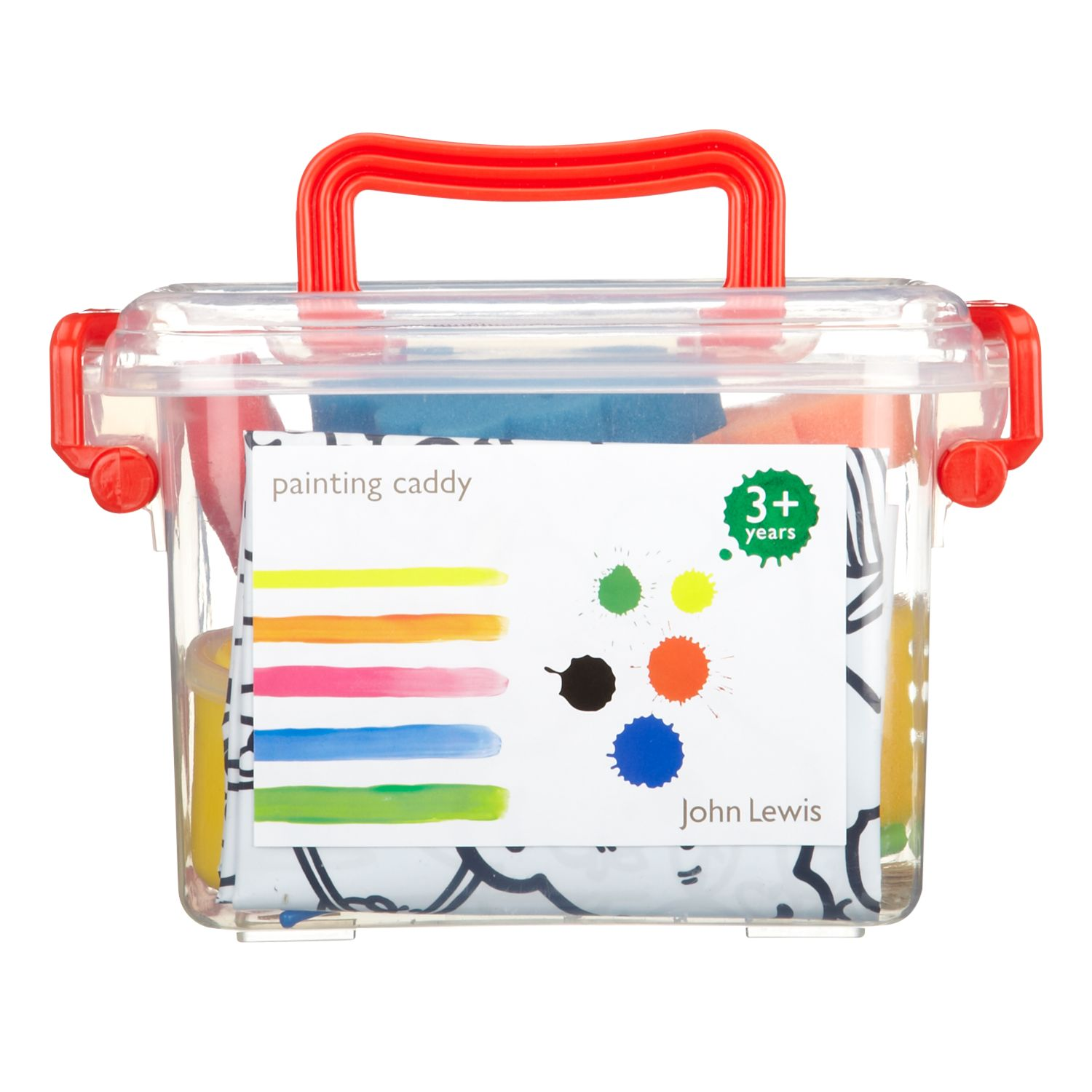 John Lewis Painting Caddy Set