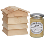 Wilkin & Sons Ltd Honey In Beehive Box, 340g
