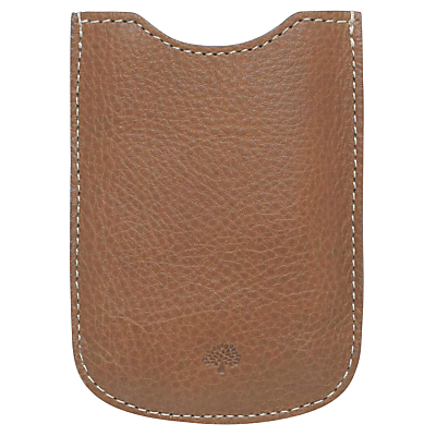 Mulberry Blackberry Case, Oak Natural Leather