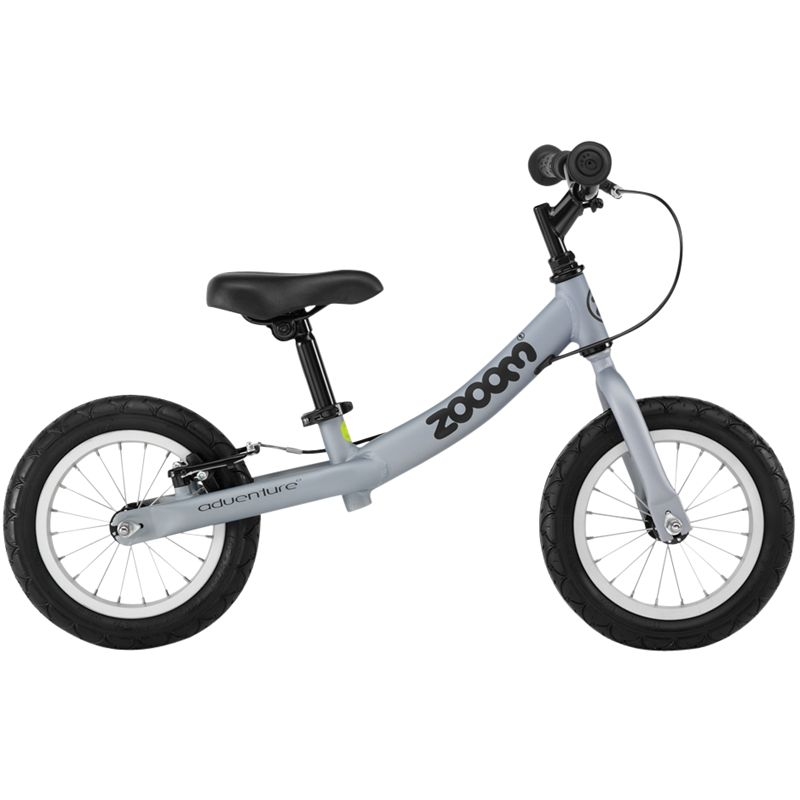 Adventure Zoom Bike, Silver