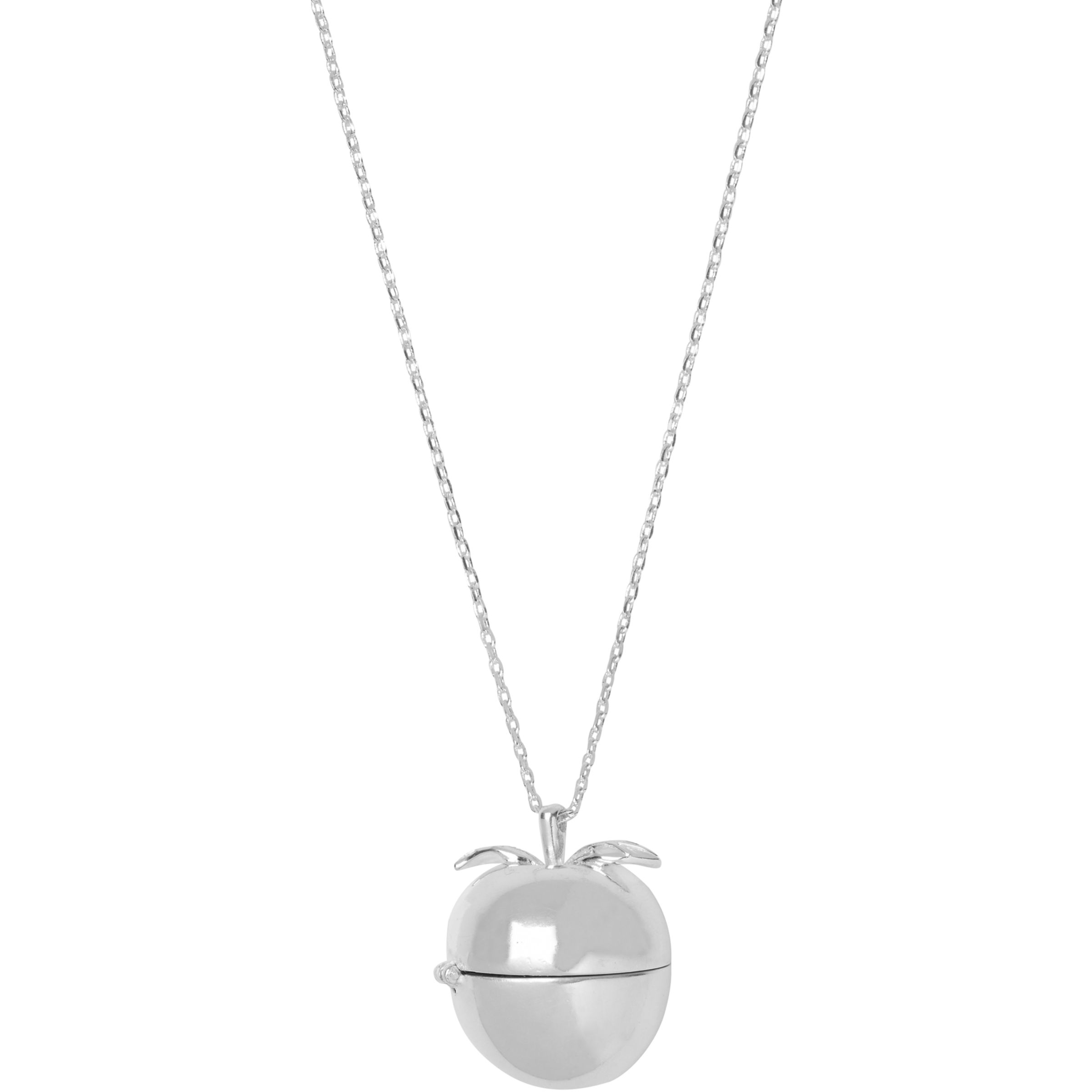 Renaissance Life Apple Pendant Necklace