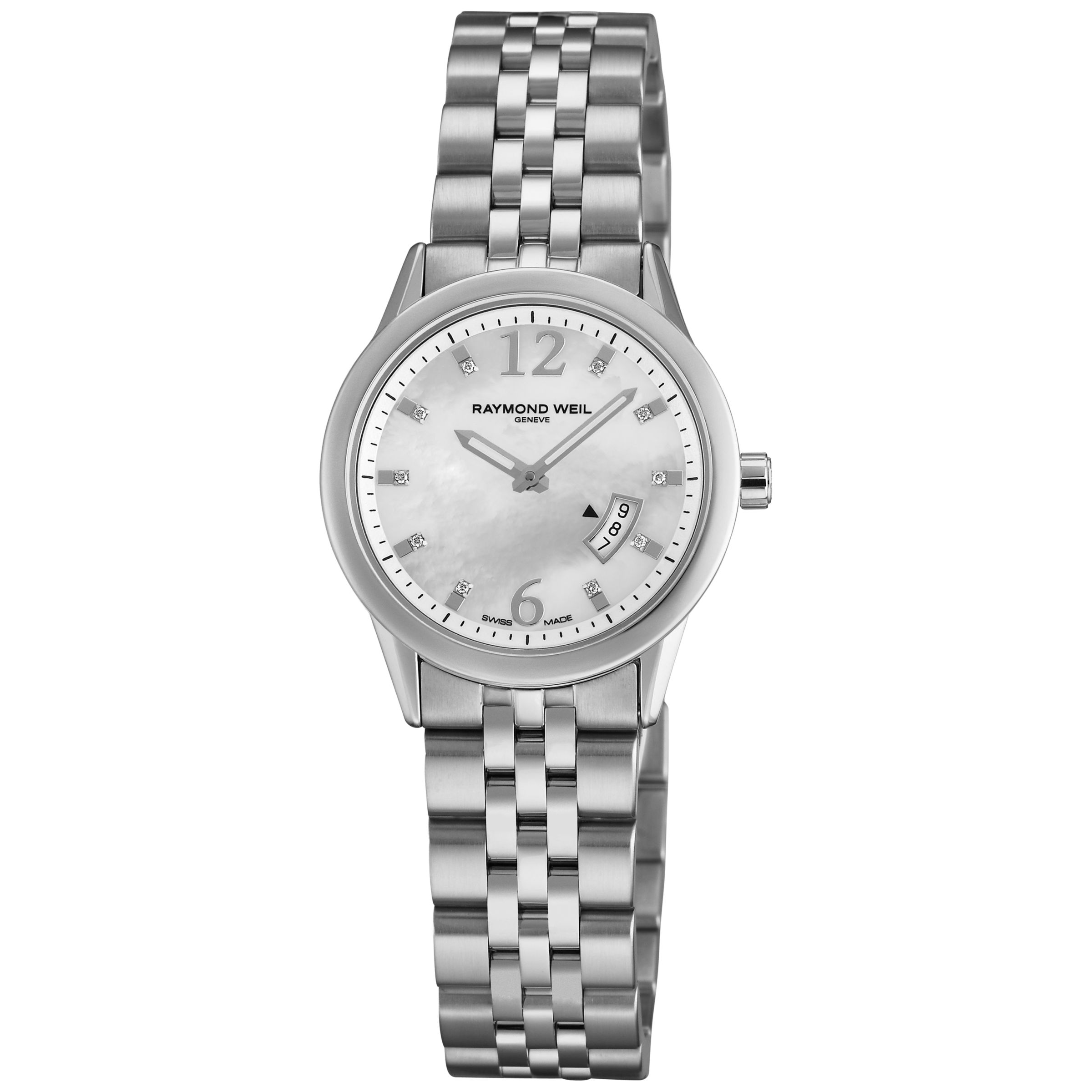 Raymond Weil 5670-ST-05985 Freelancer Women