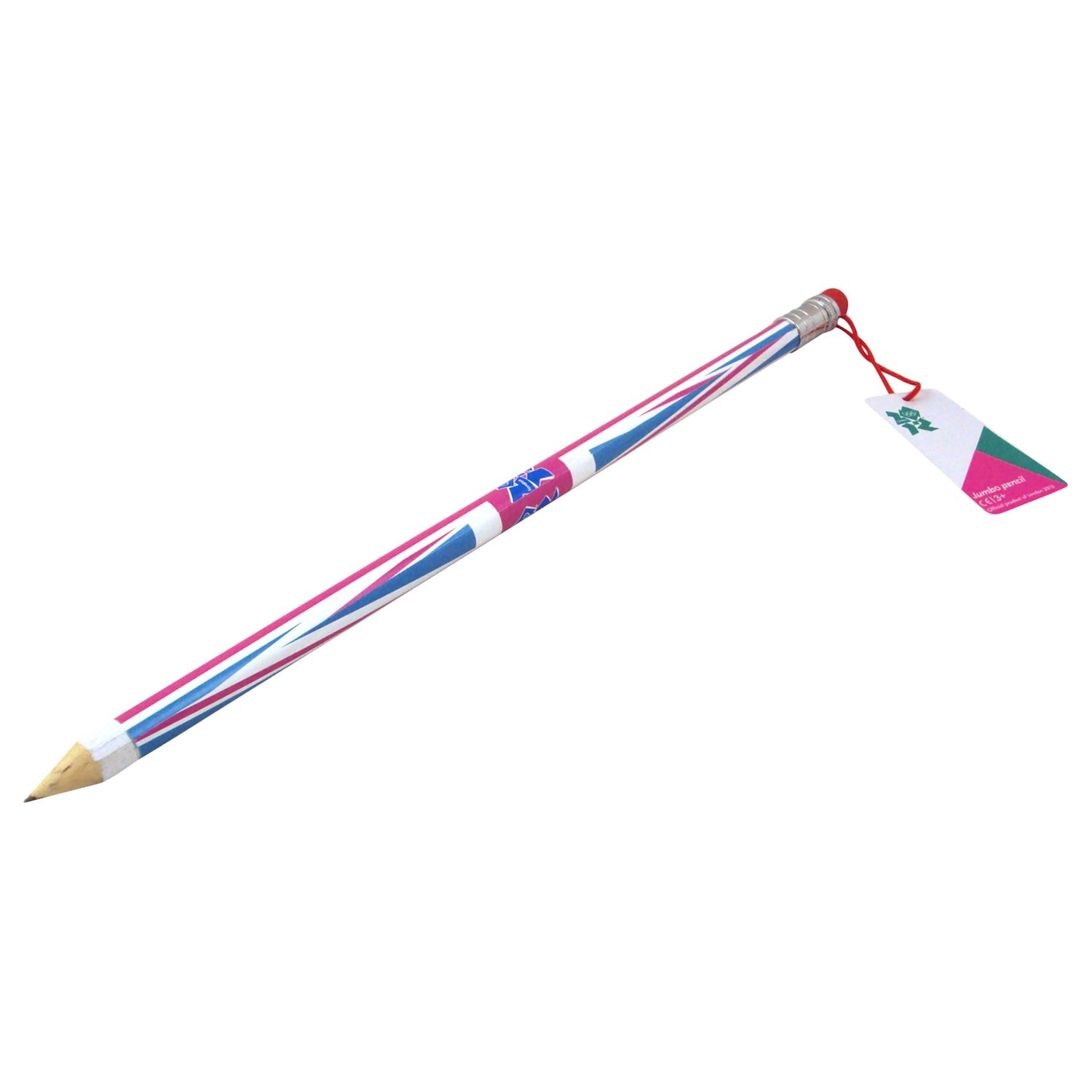 London 2012 Olympic Jumbo Pencil