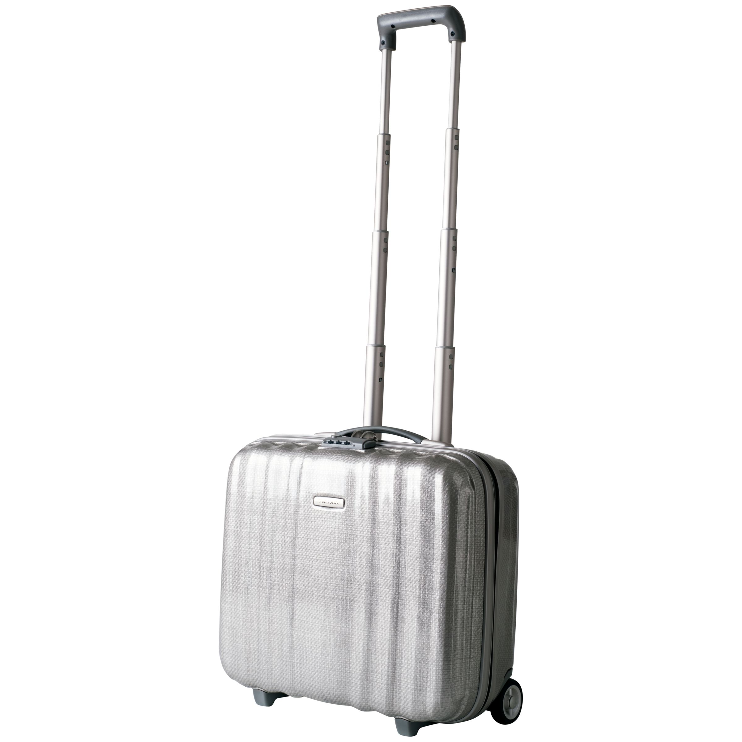 Samsonite Cubelite 2-Wheel Rolling Tote Bag, Champagne