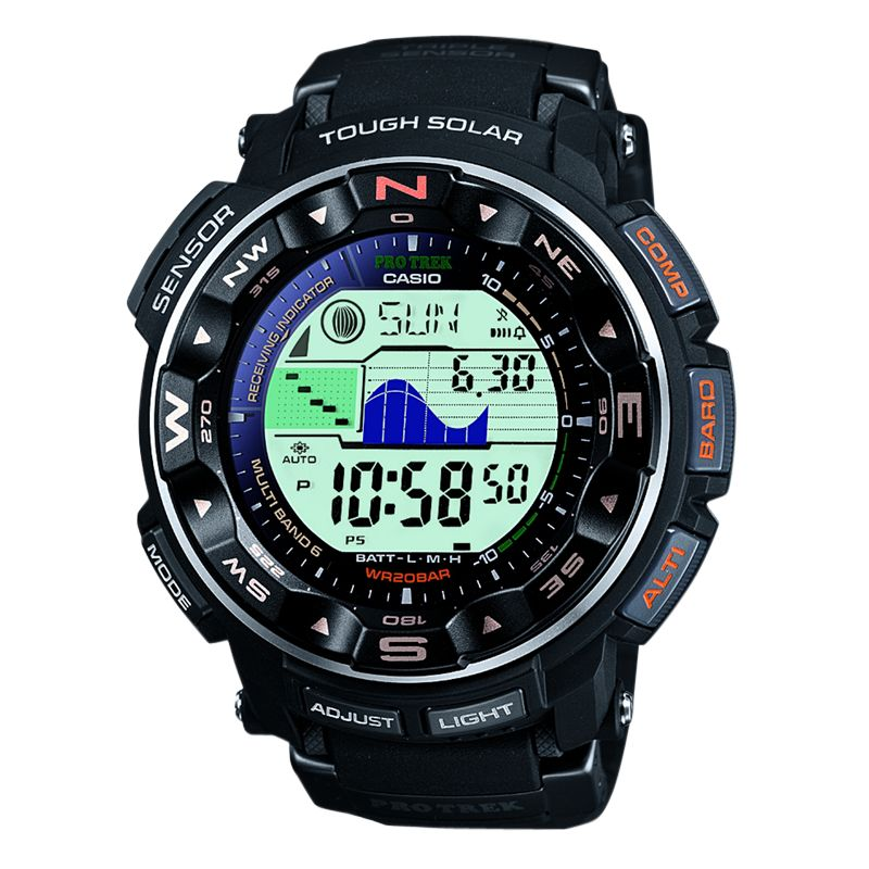 Casio PRW-2500-1ER Men