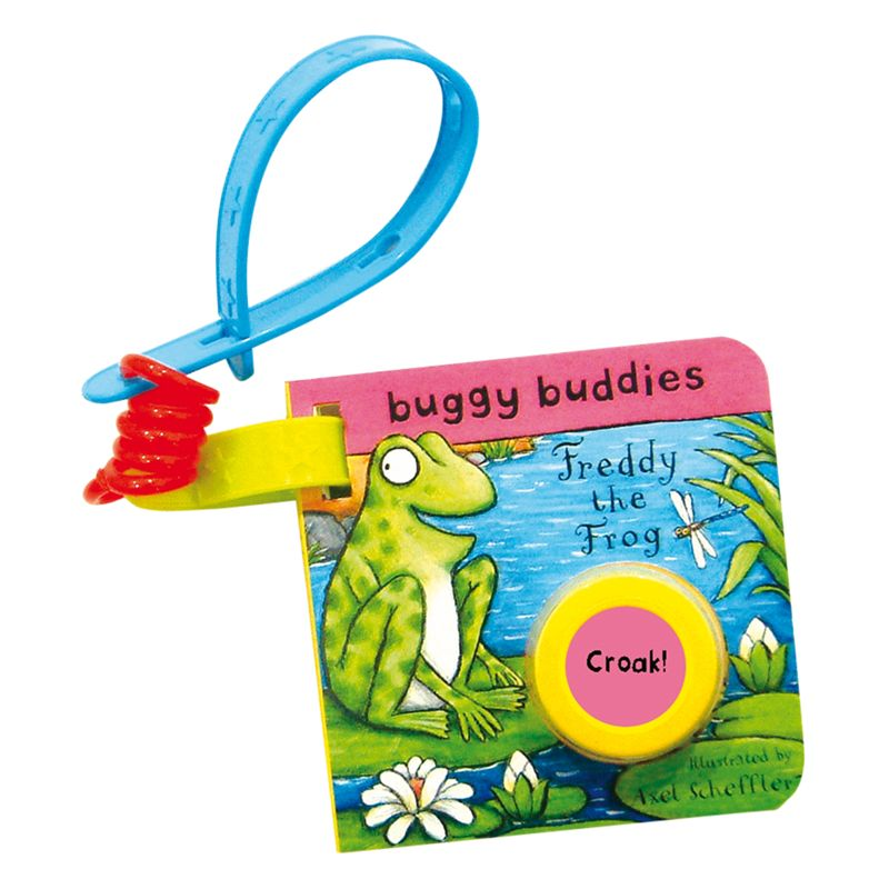 Buggy Buddies: Freddy the Frog Buggy Book