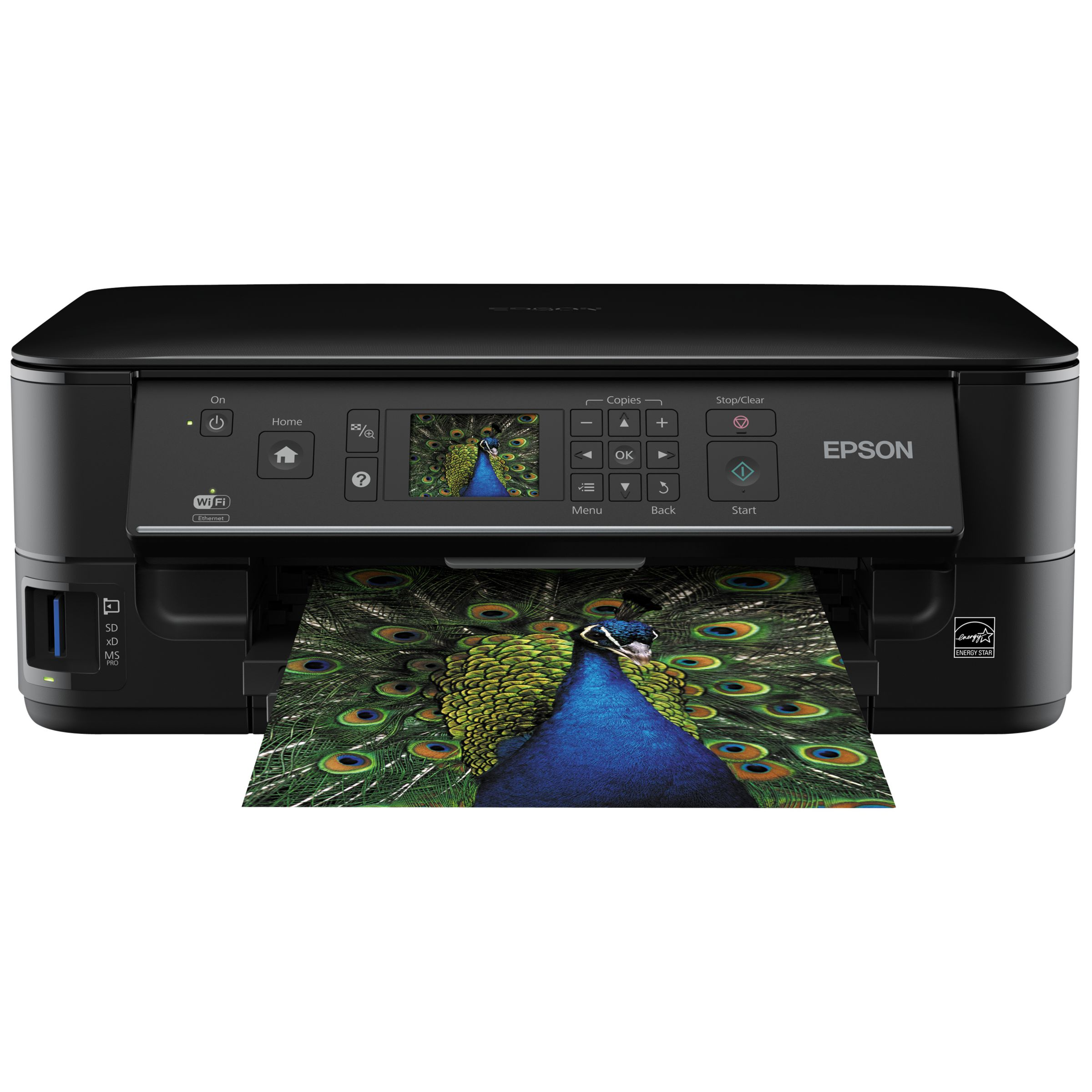 Epson Stylus SX535WD All-In-One Wireless Printer