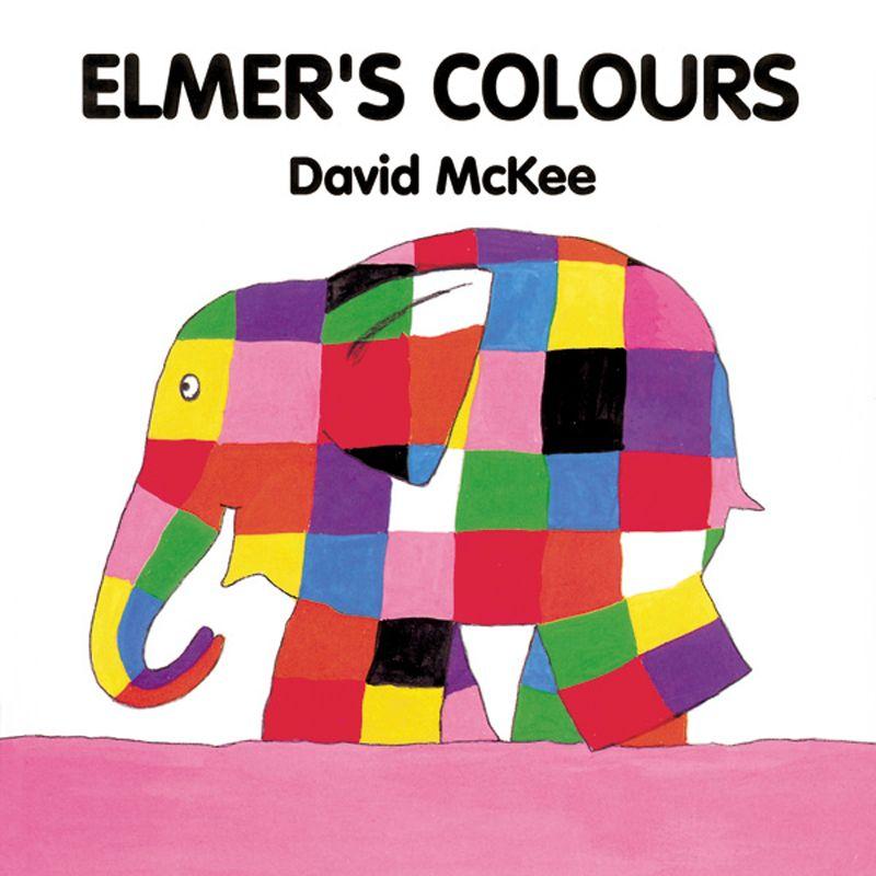 Elmer's Colours Book