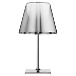 Flos K Tribe T2 Table Lamp, Silver