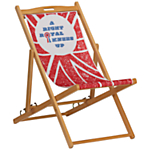 Hemingway Design FSC Deckchair, Diamond Jubilee