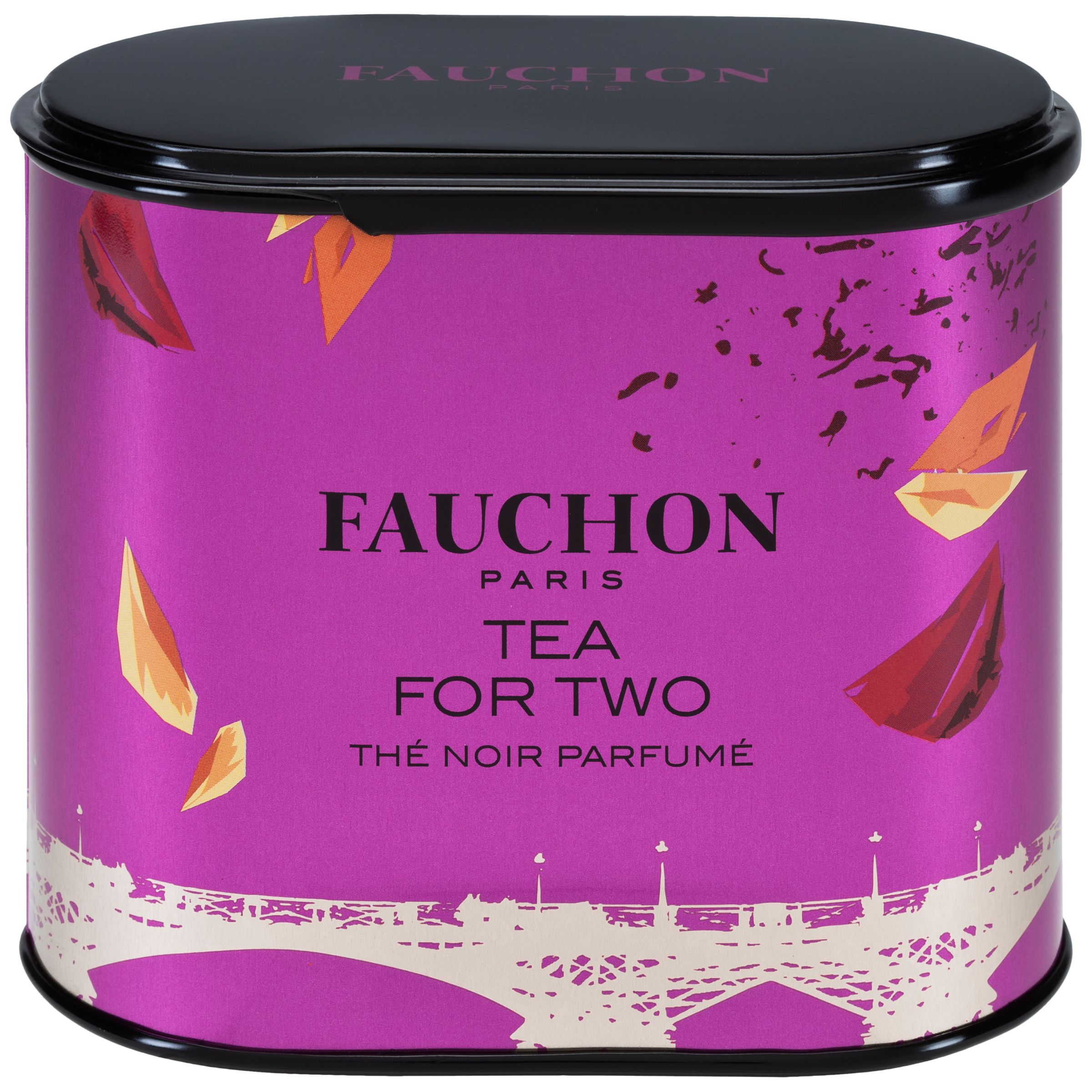 Fauchon Tea For Two Gift Tin, 100g