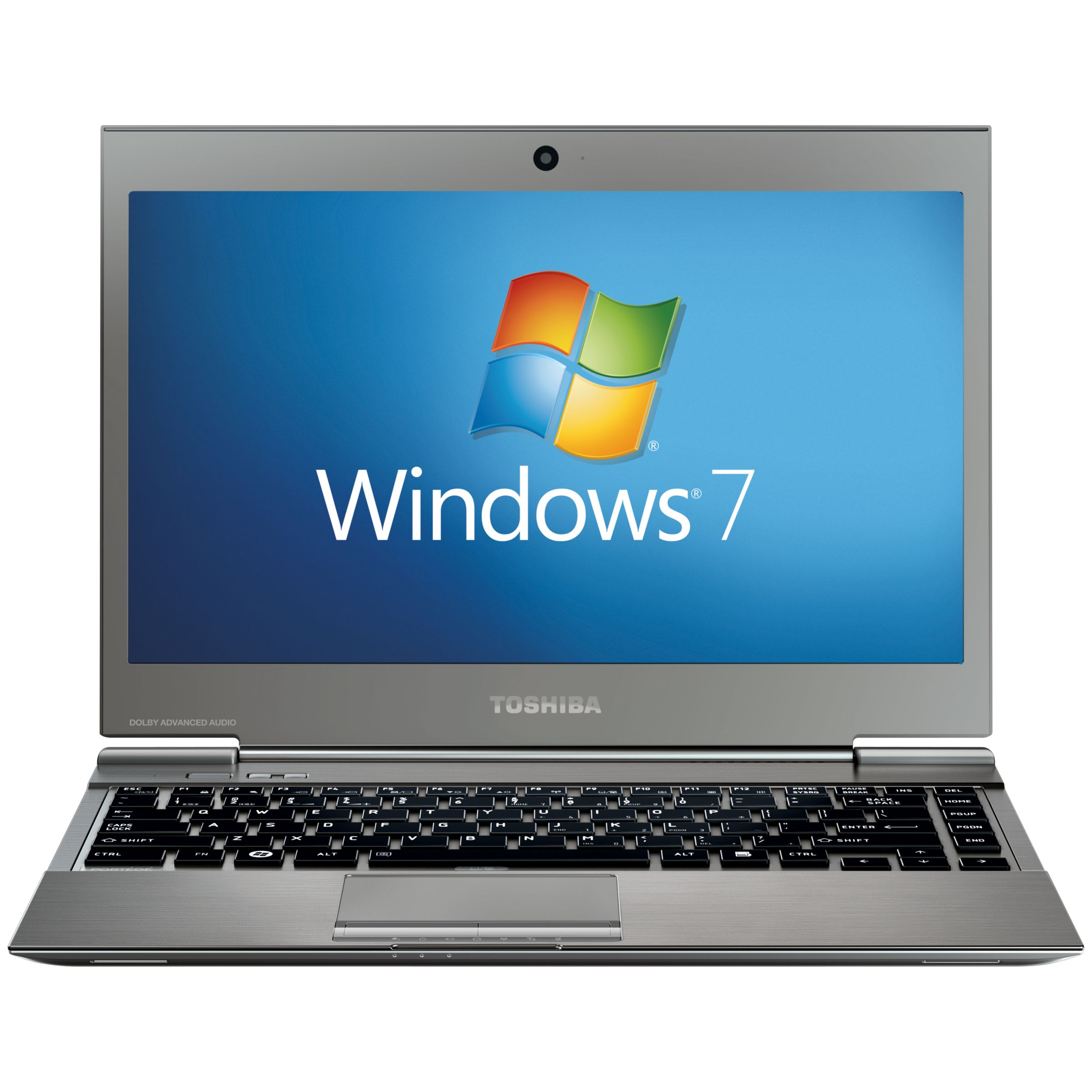 "Toshiba Satellite Z830-10t Ultrabook Laptop, Intel Core I3, 1, 4ghz, 4gb, 128gb Ssd With 13.3"" Screen"