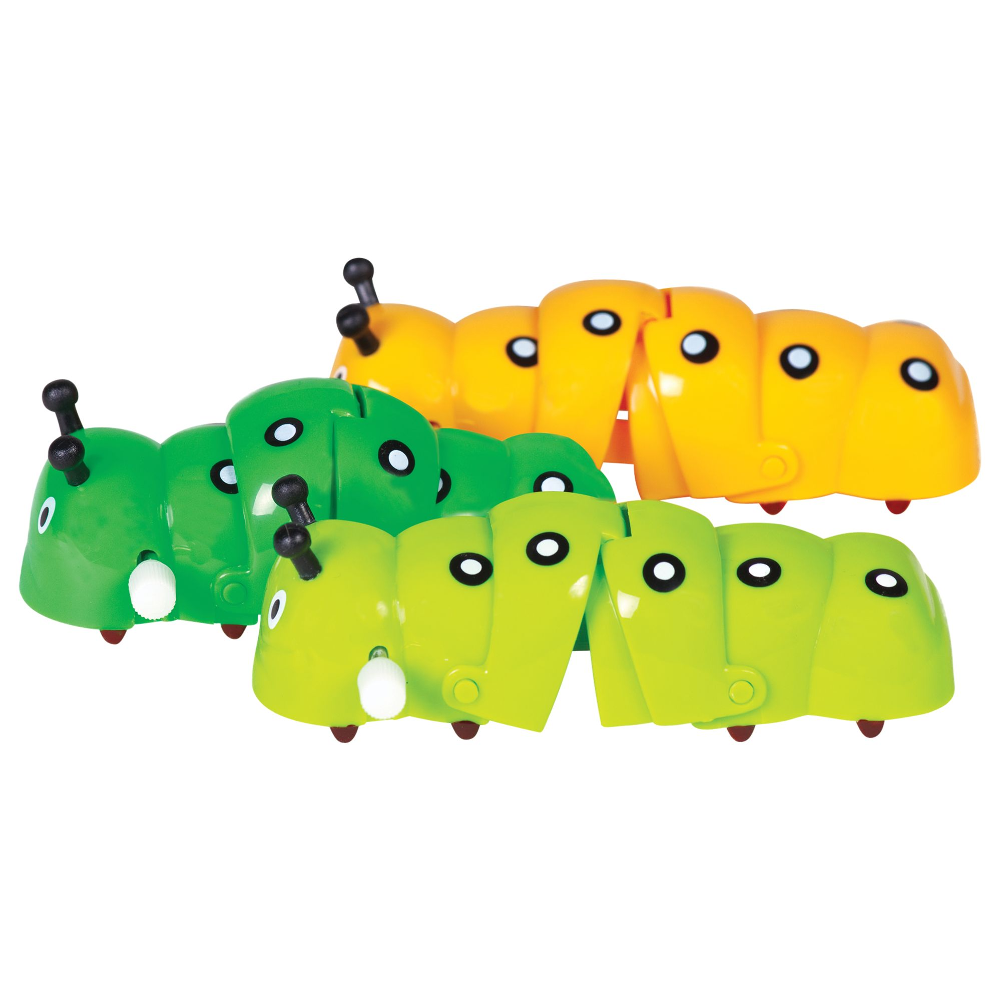 Wind-Up Caterpillar, Assorted