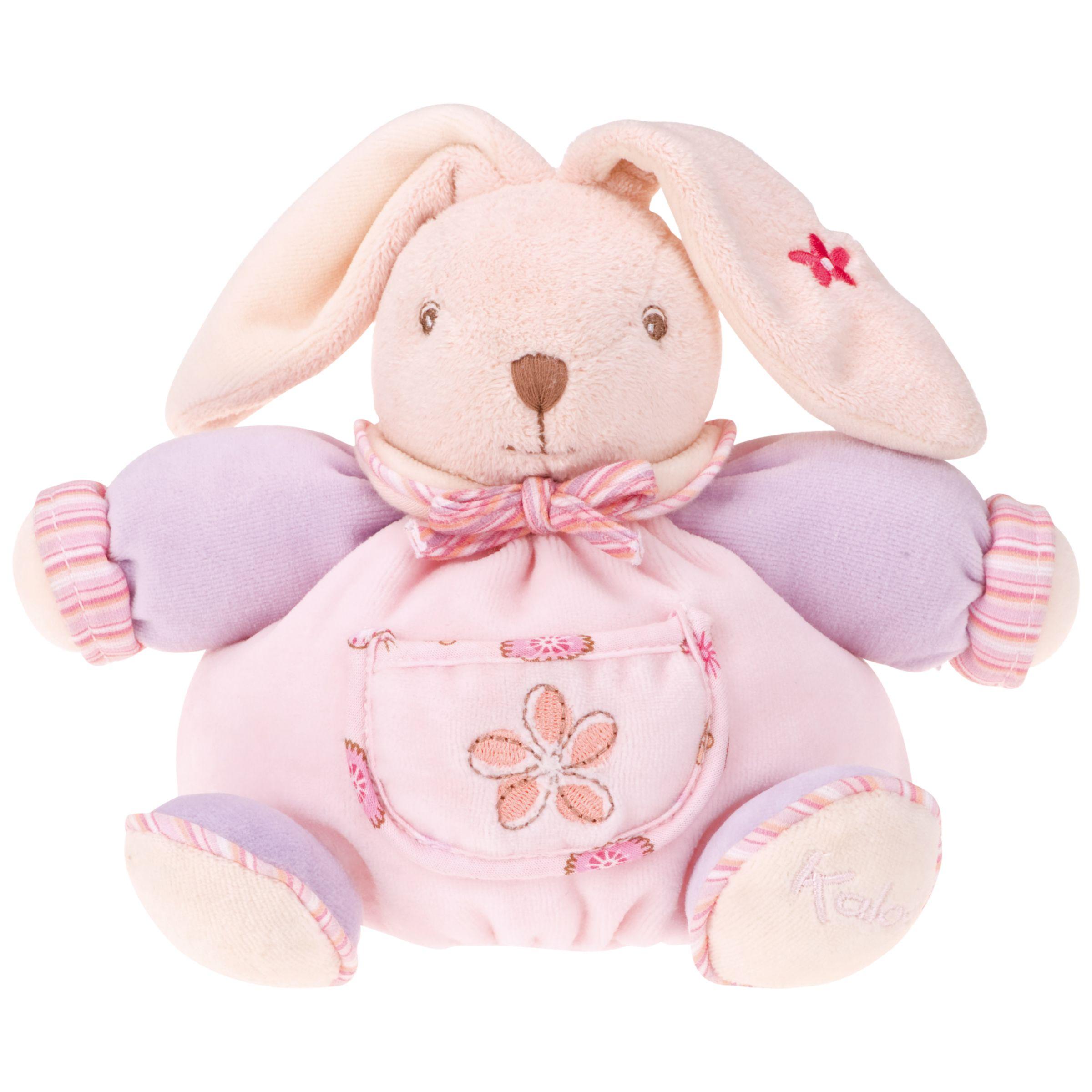 Kaloo Small Chubby Rabbit, Pink