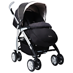 Silver Cross 3D Pram System, Coco Brown