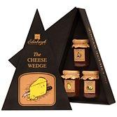 Edinburgh Preserves Cheese Wedge Gift
