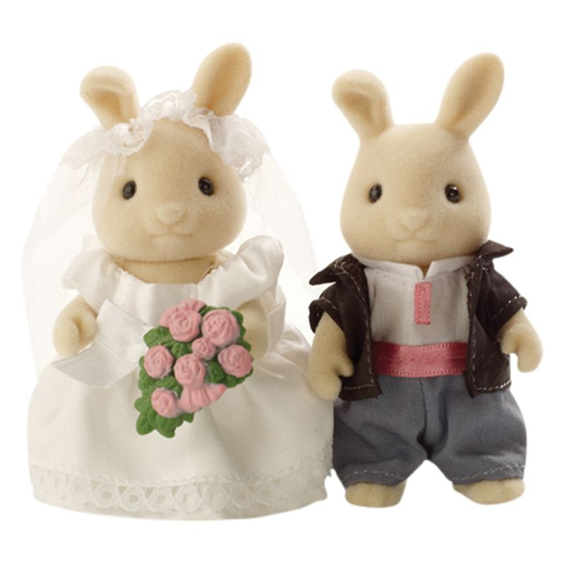 Sylvanian Families Bride and Groom
