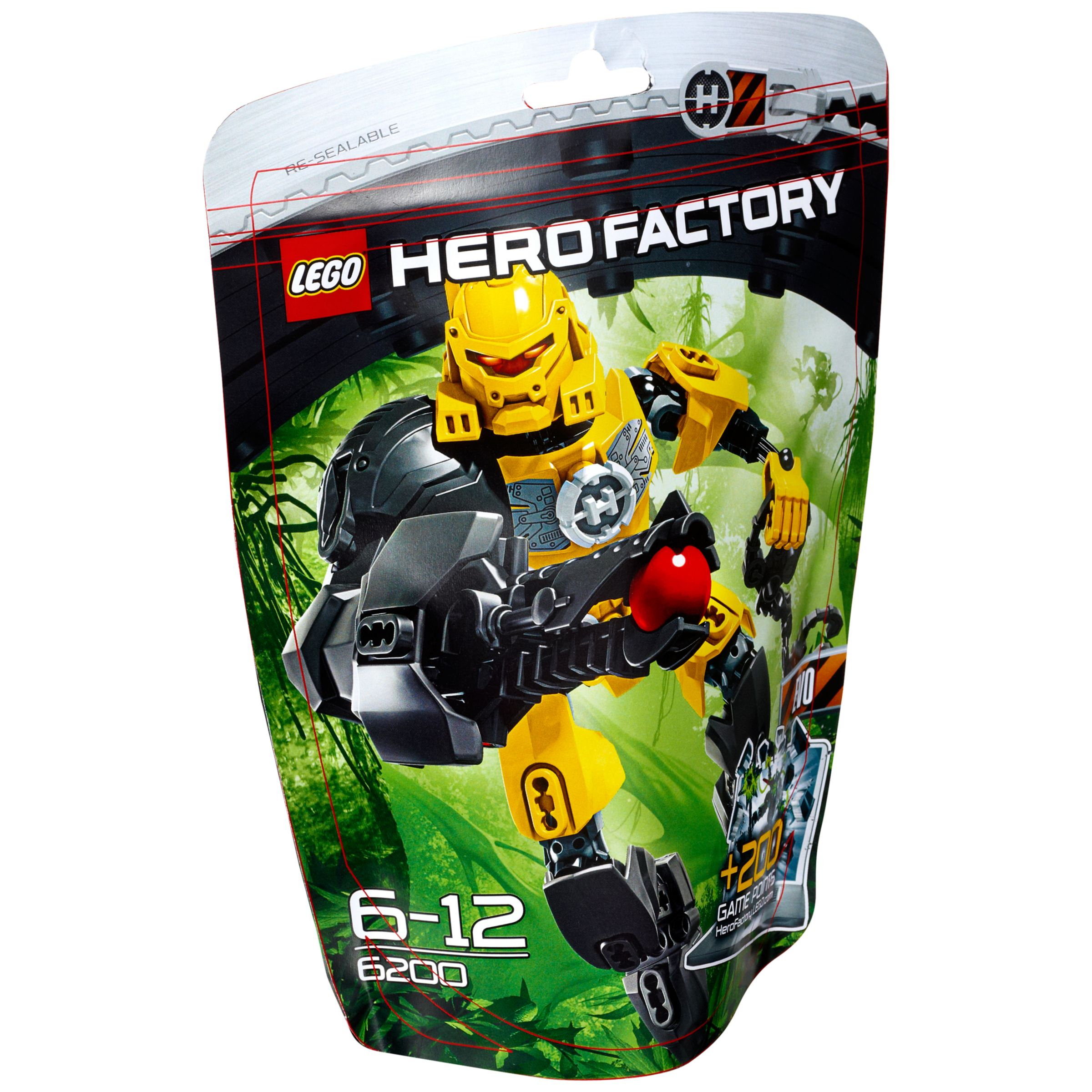 Lego Hero Factory Evo