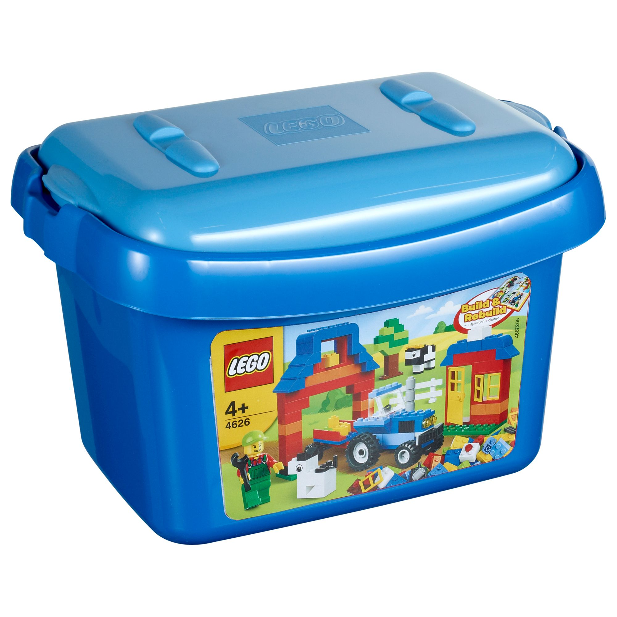 Lego Bricks & More Farm Brick Box