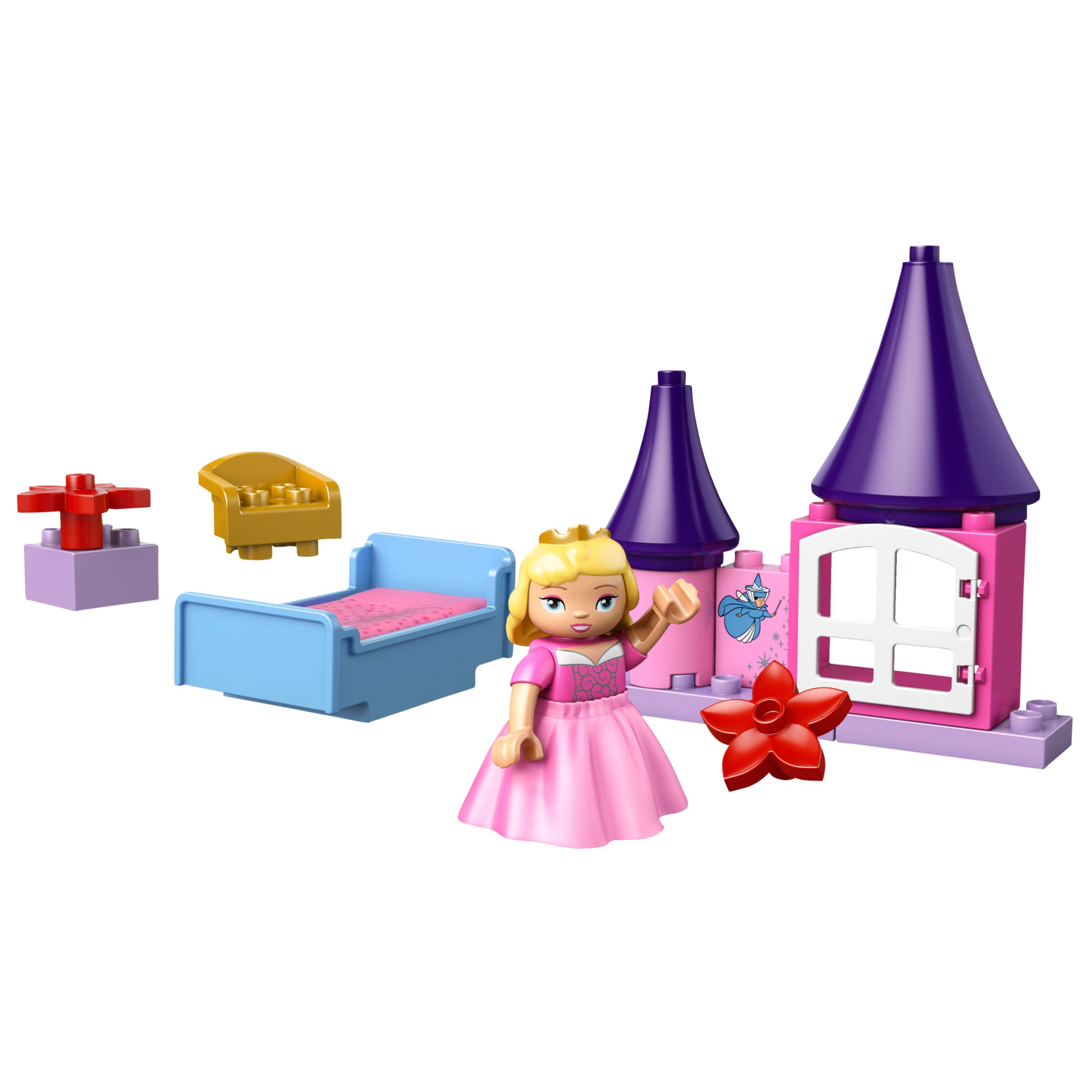 Lego Duplo Disney Princess Sleeping Beauty's Room