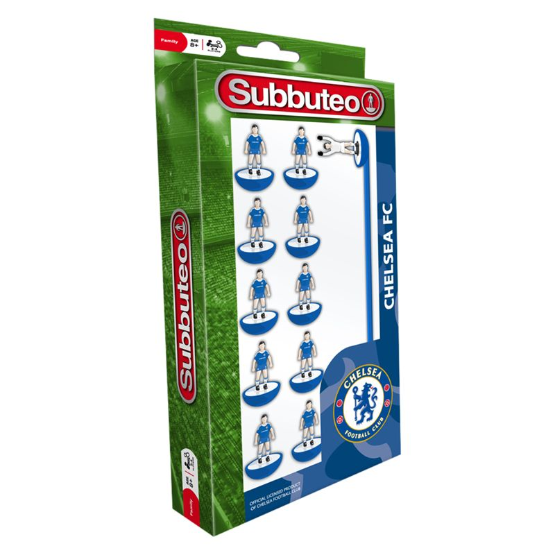 Subbuteo: Chelsea Players