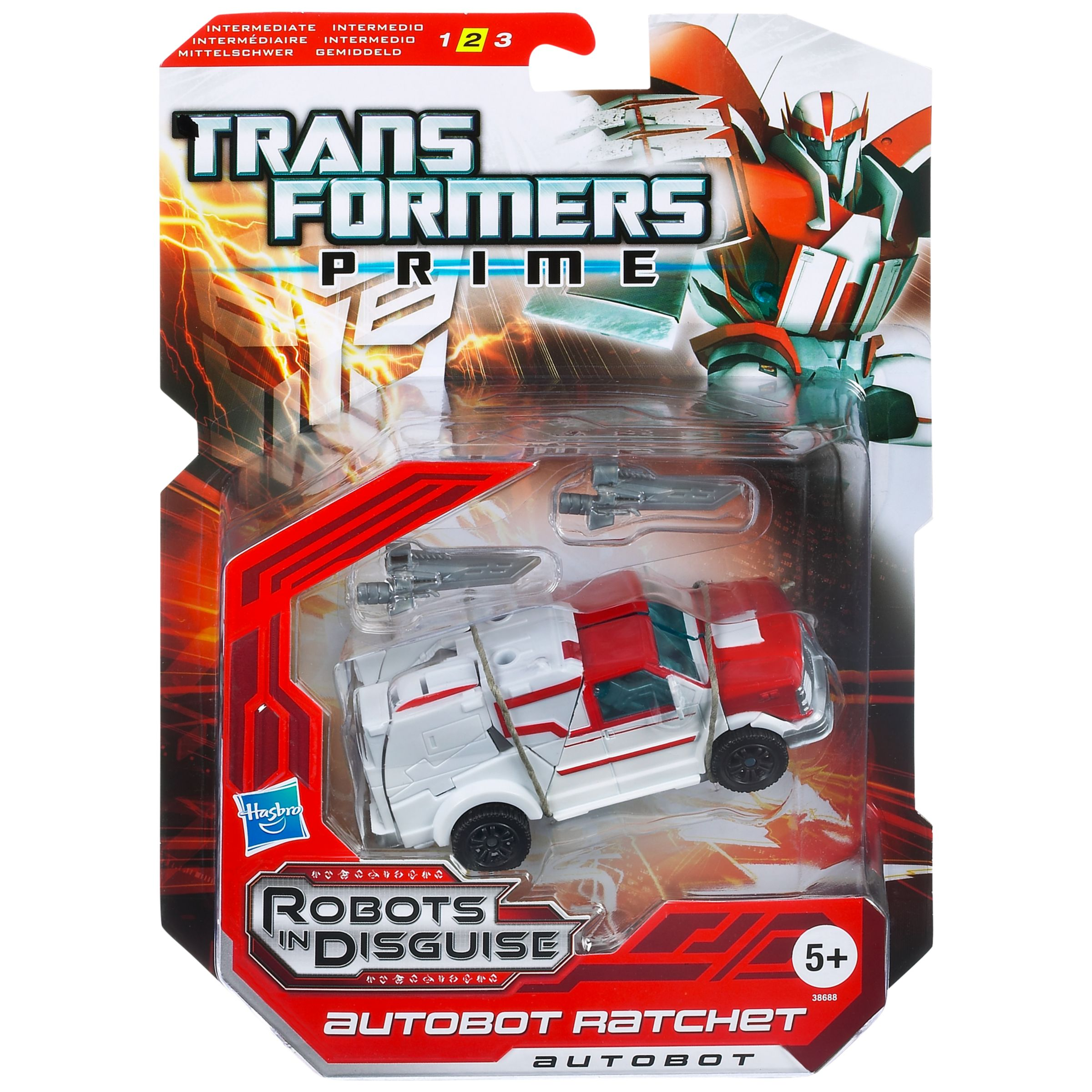 Transformers Prime Robots in Disguise, Intermediate, Assorted