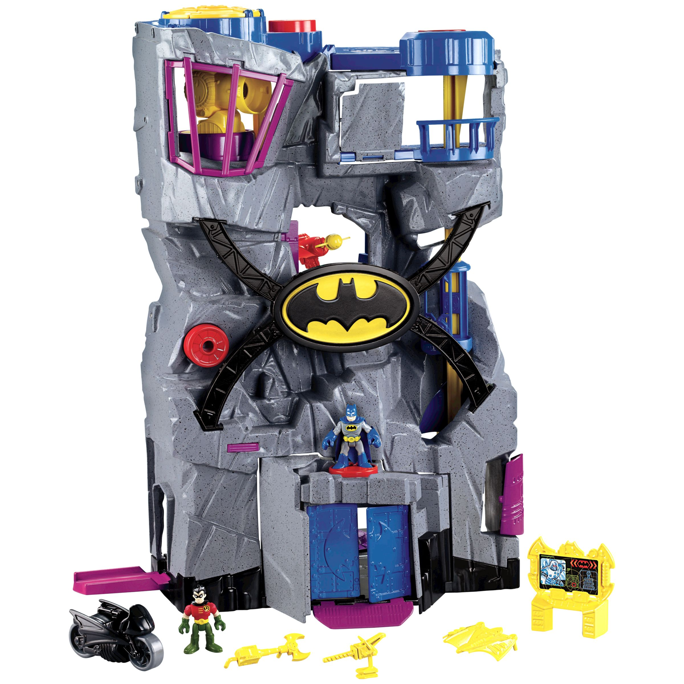 Fisher-Price Batman Batcave
