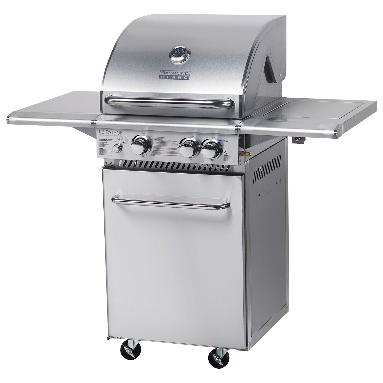 Raymond Blanc 3 Burner Gas Barbecue