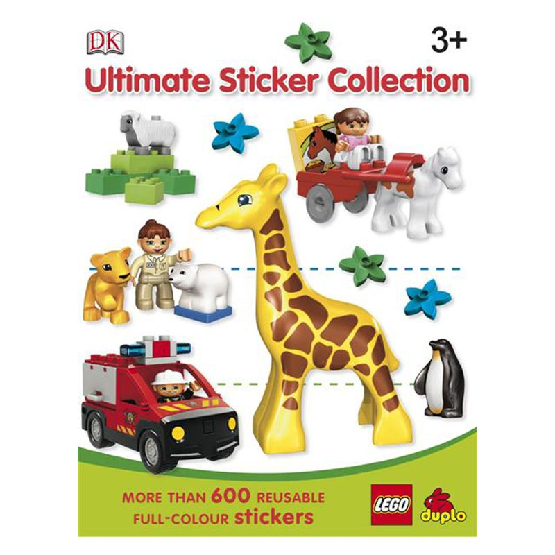 Duplo Ultimate Sticker Collection