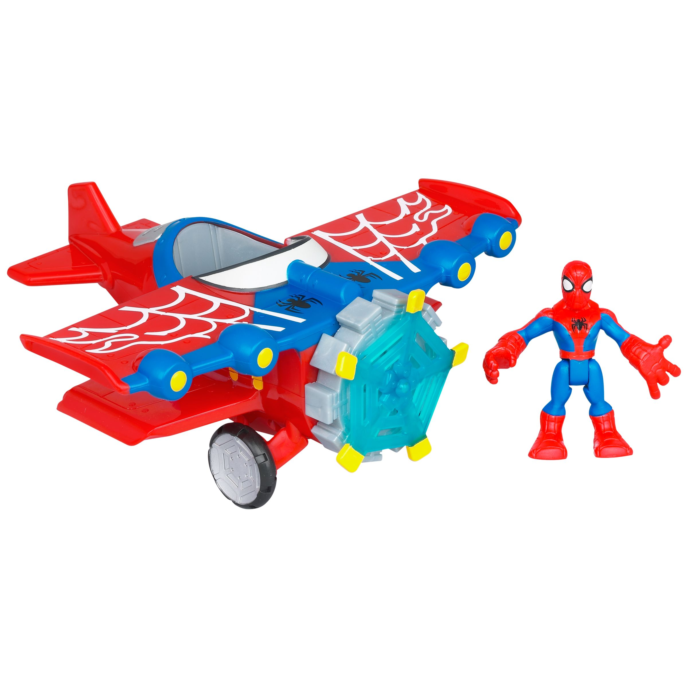 Playskool Heroes Spider-Man Vehicle, Assorted