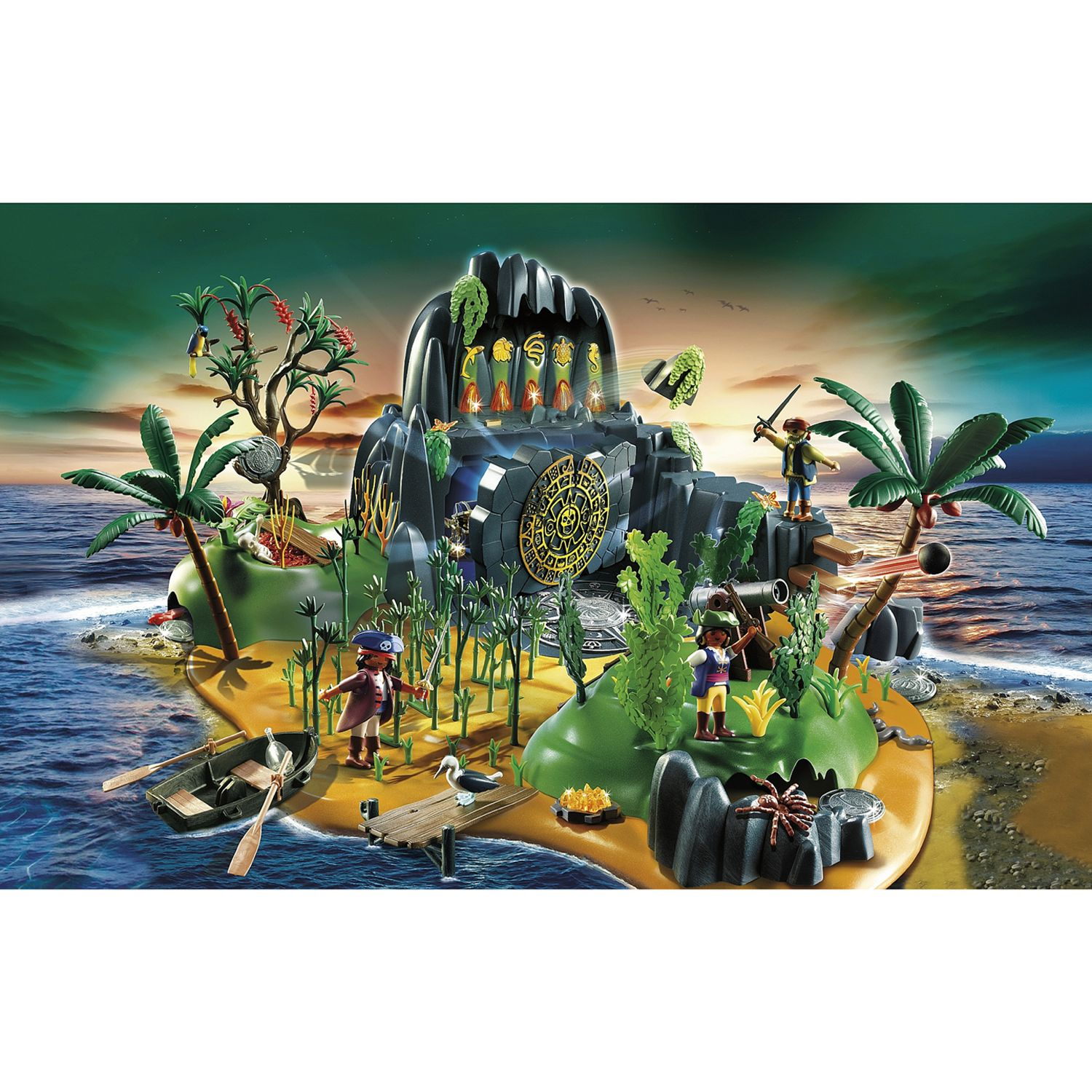 Playmobil Pirates Pirate Adventure Island